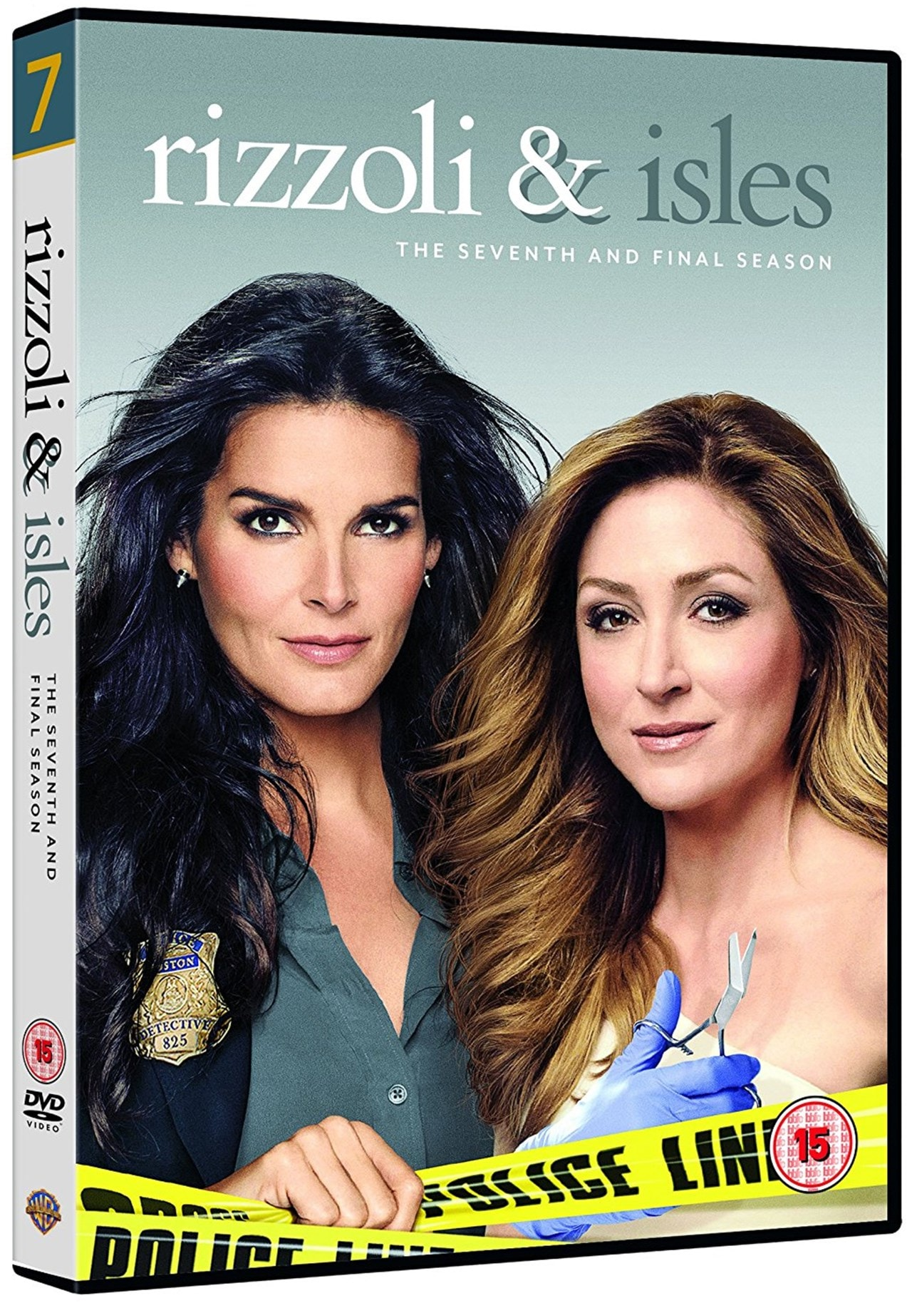 Rizzoli & Isles: The Seventh and Final Season - 1