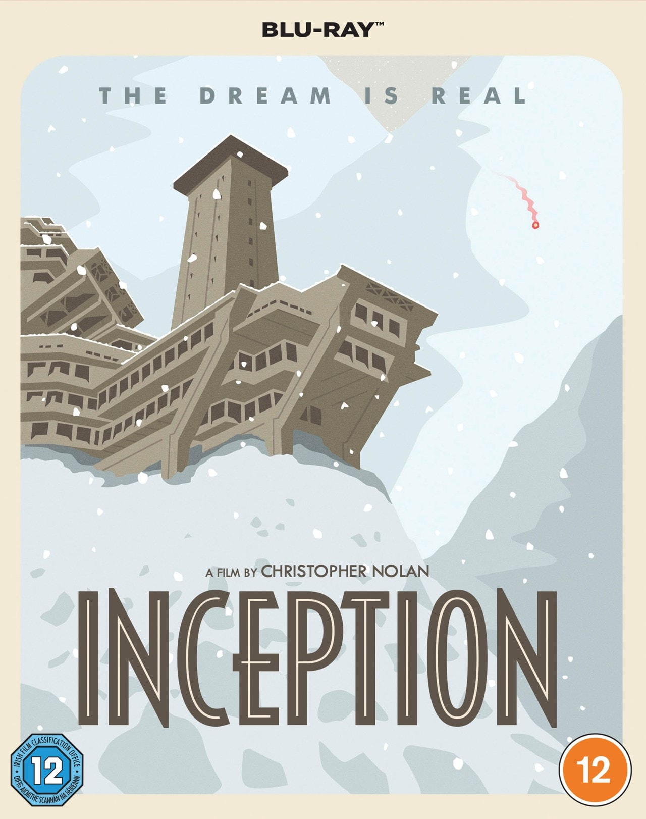 Inception - Travel Poster Edition - 2