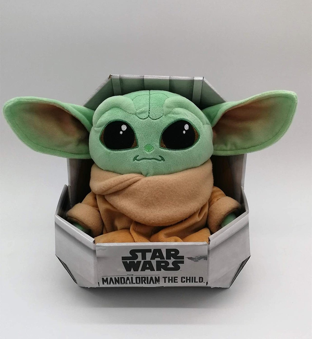 Baby Yoda Star Wars Plush Toy Plush Free Shipping Over 20 Hmv Store