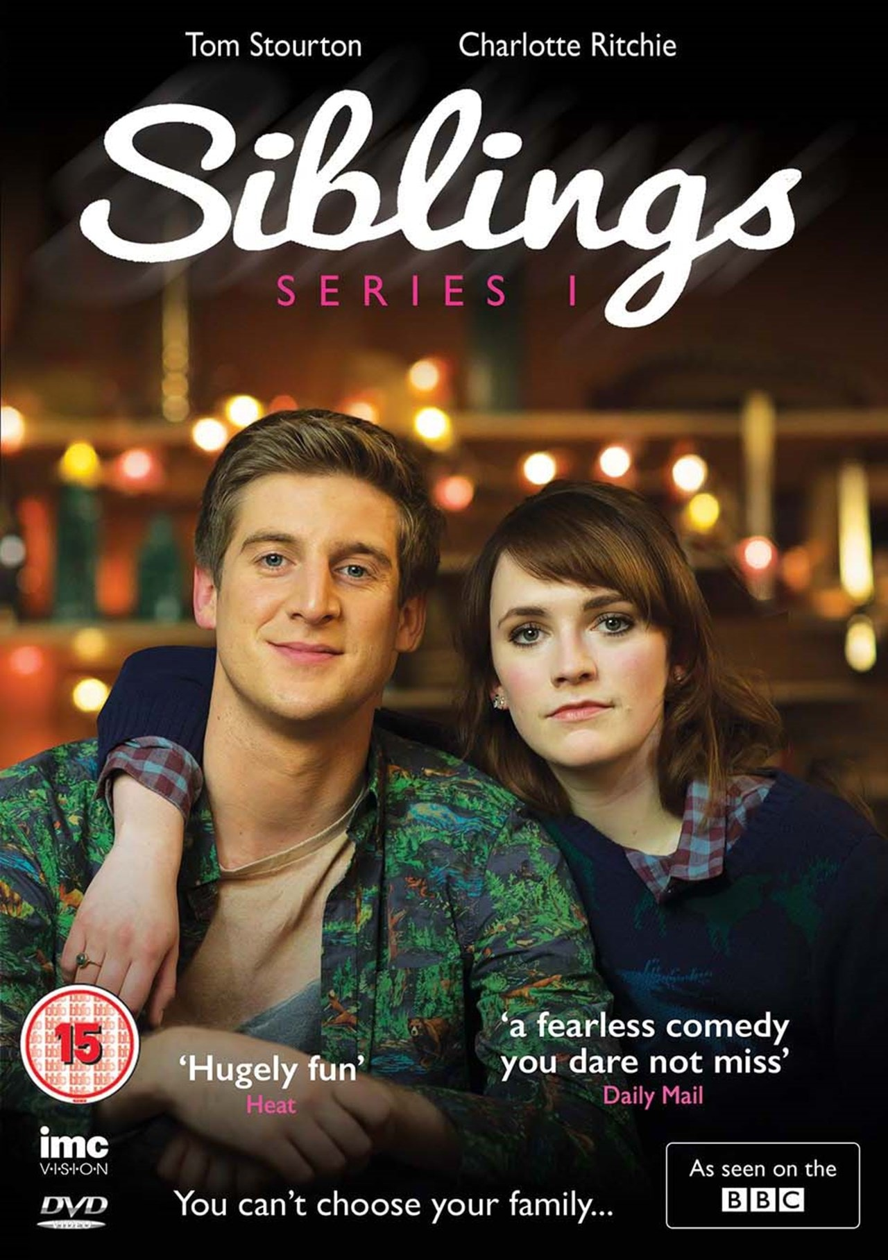 Siblings: Series 1 - 1