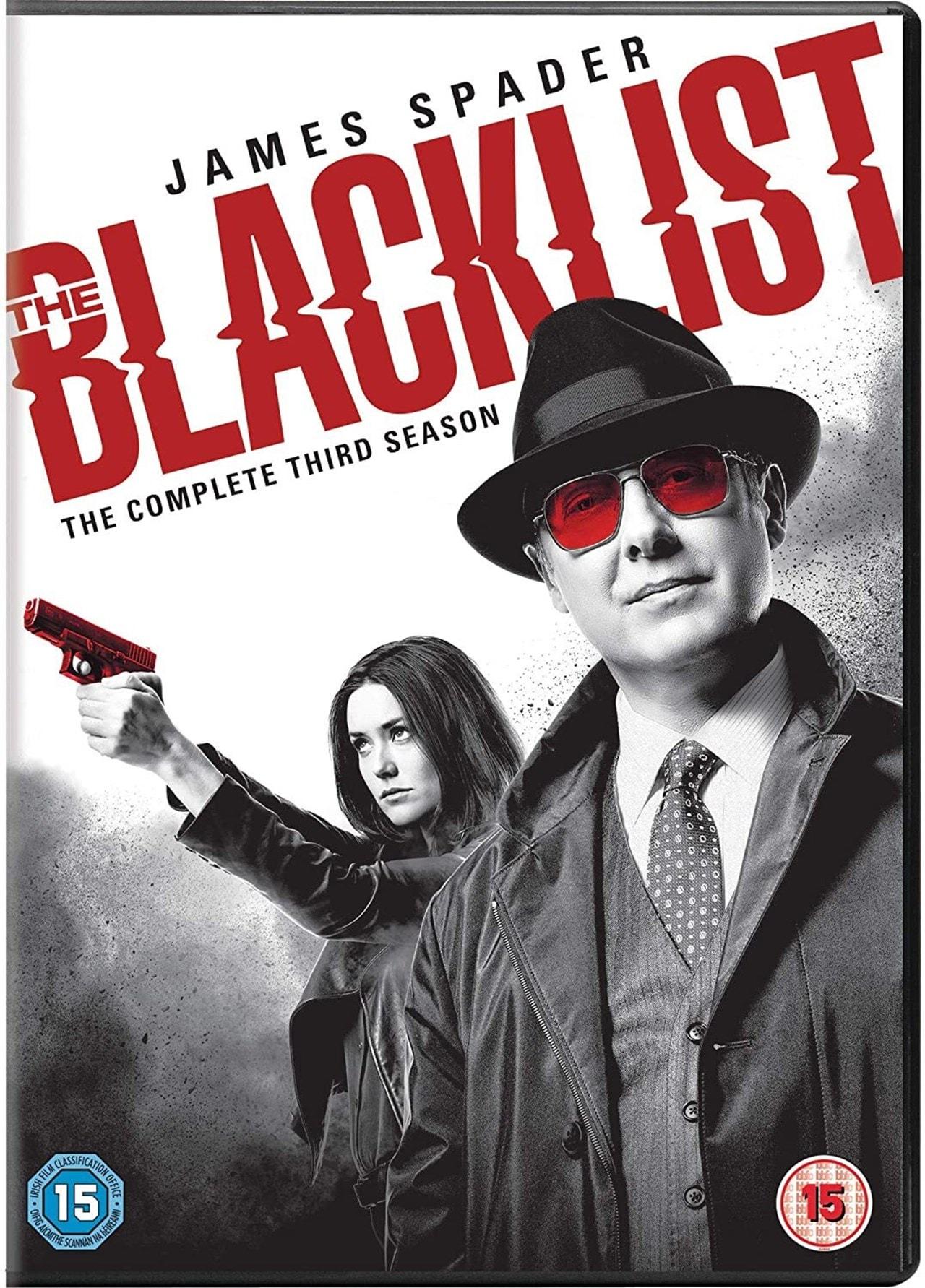 The Blacklist: The Complete Third Season - 1
