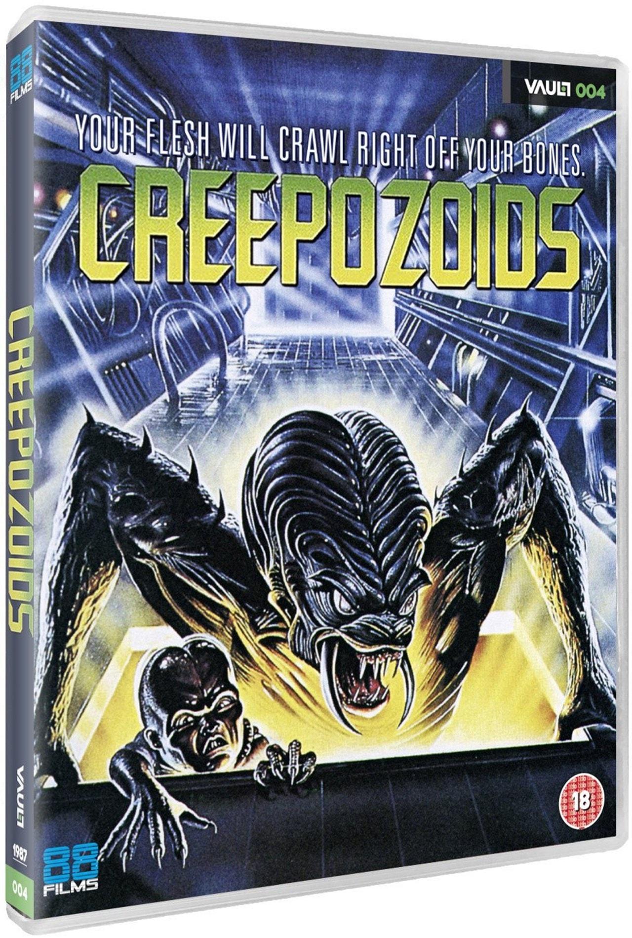 Creepozoids - 2