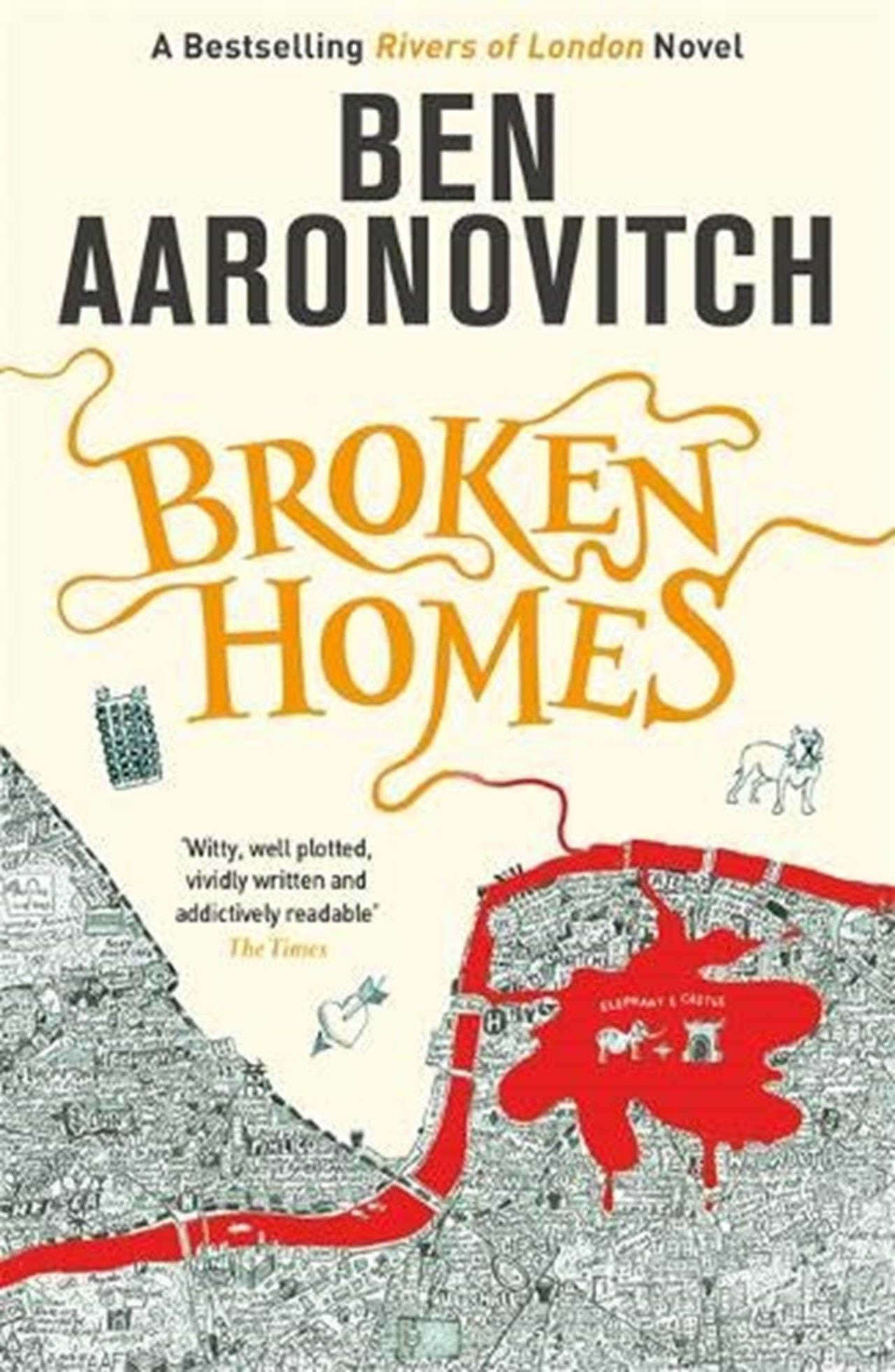 Broken Homes - 1