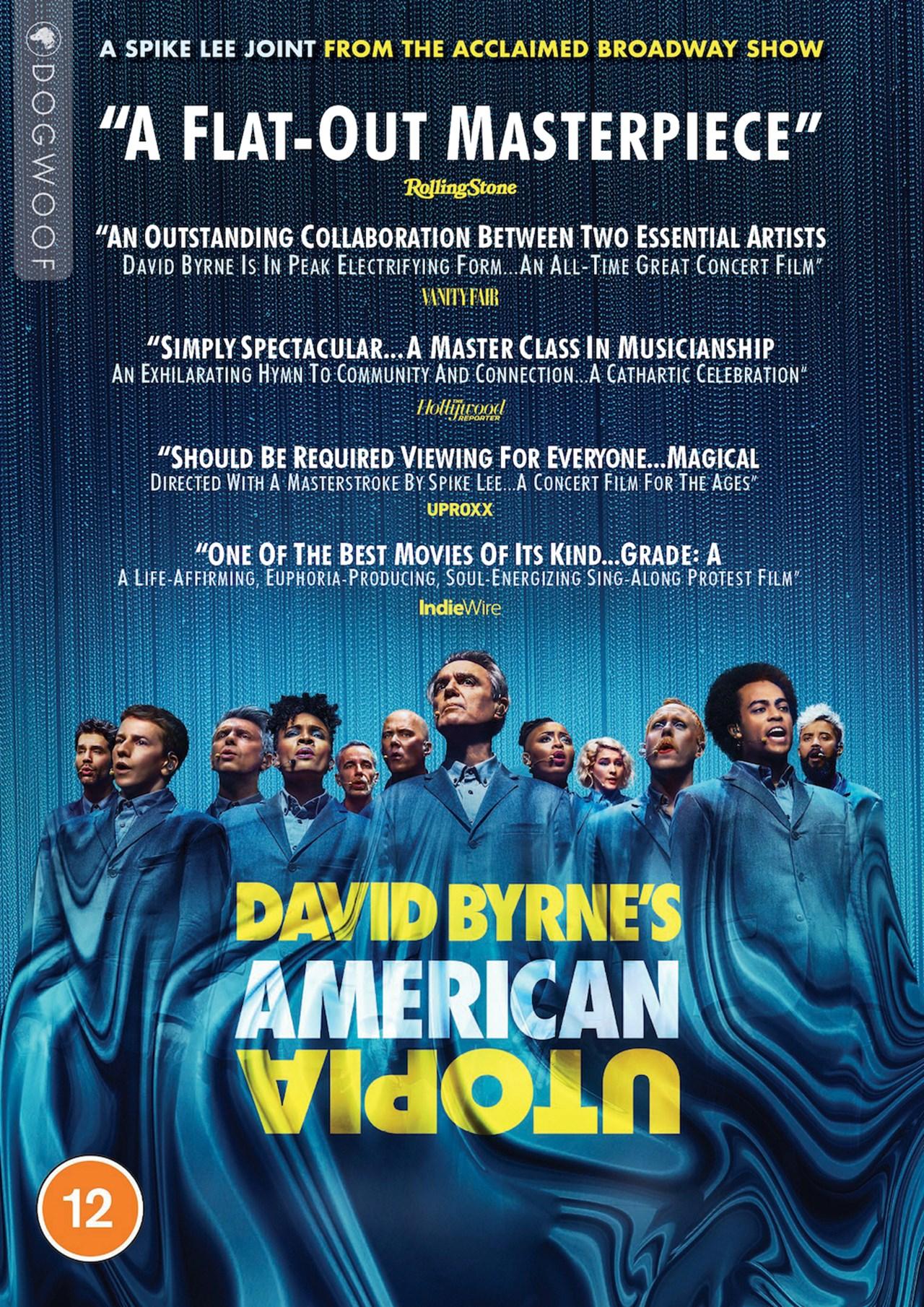 David Byrne's American Utopia - 1