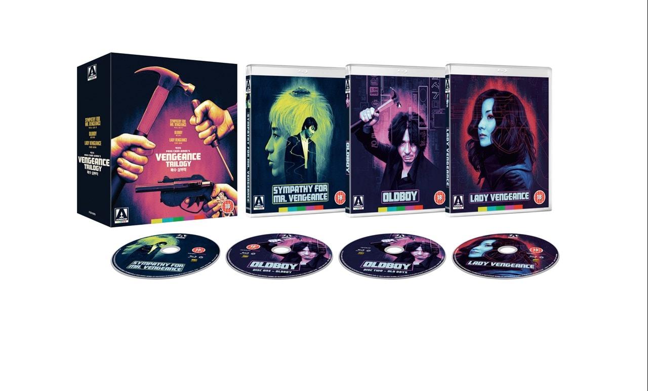 The Vengeance Trilogy - 1