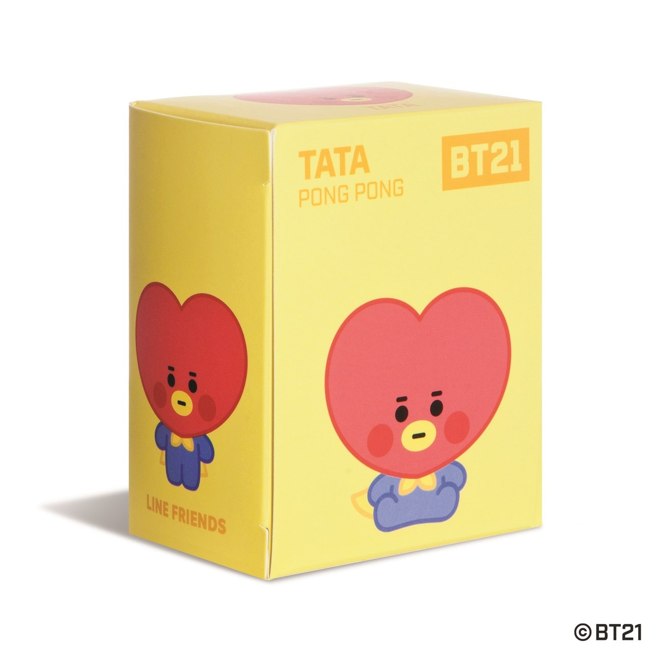 Tata Baby Pong Pong: BT21 Soft Toy - 3