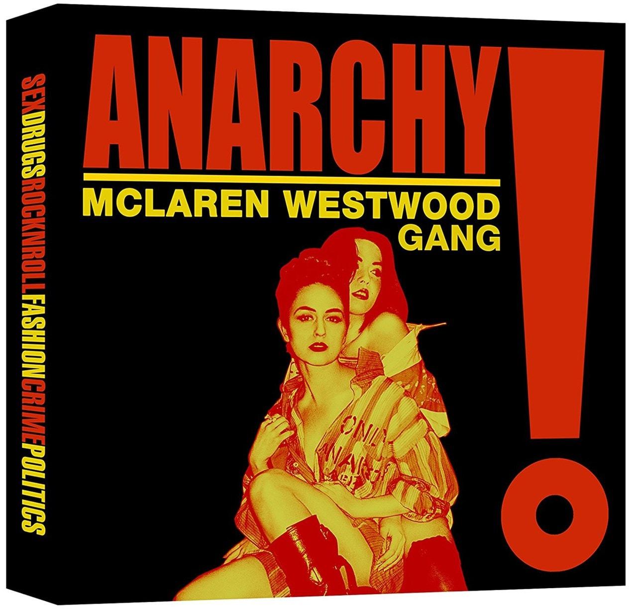 Anarchy! McLaren Westwood Gang - 2
