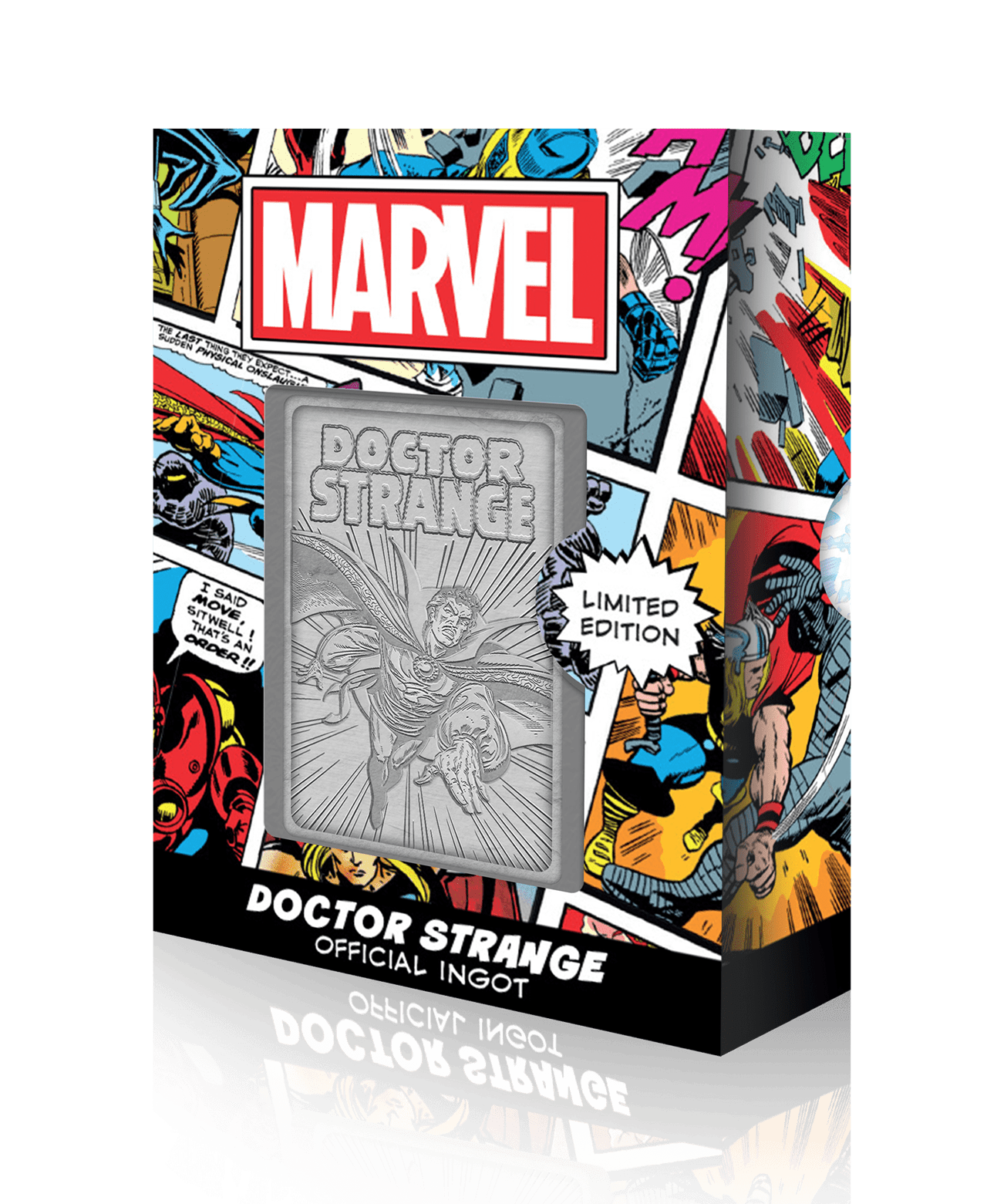 Doctor Strange: Marvel Limited Edition Ingot Collectible - 1