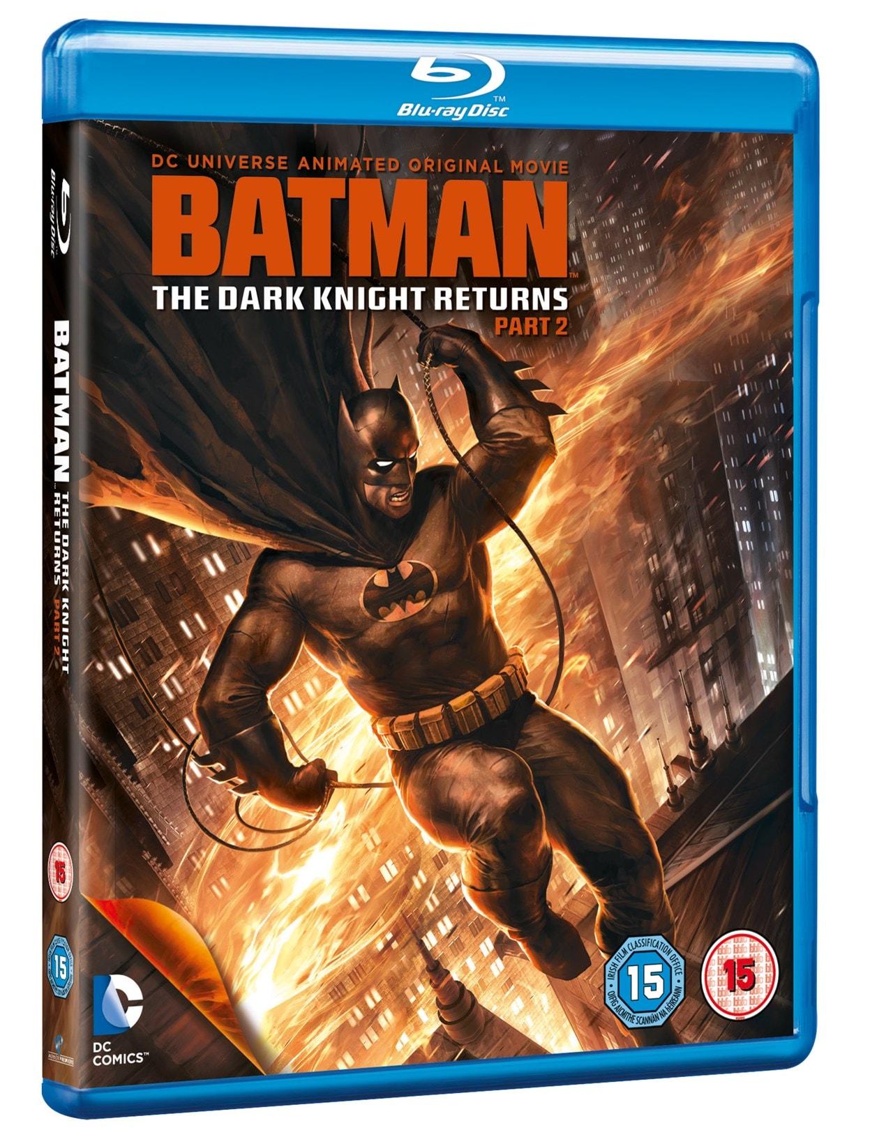 Batman: The Dark Knight Returns - Part 2 - 2