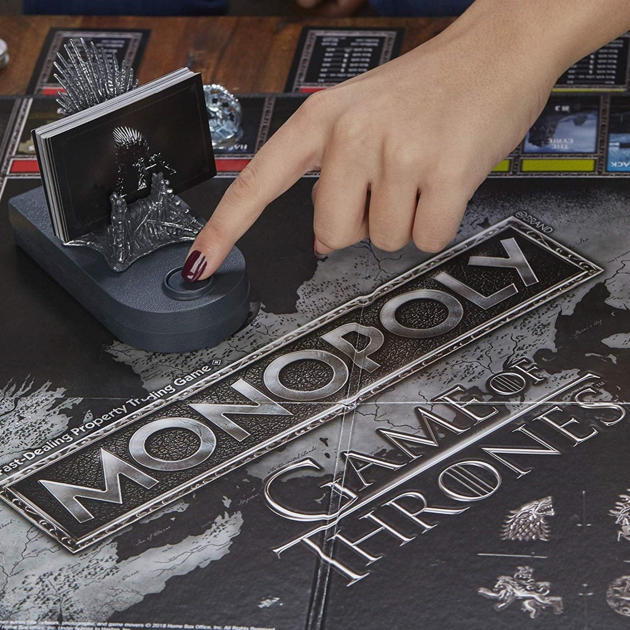 Monopoly: Game Of Thrones - 3