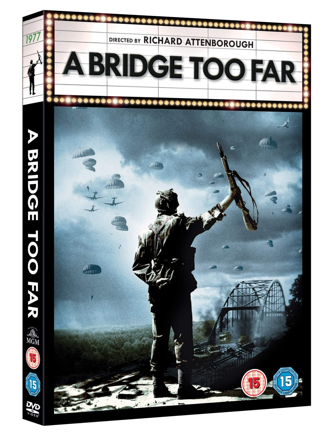 A Bridge Too Far - 2