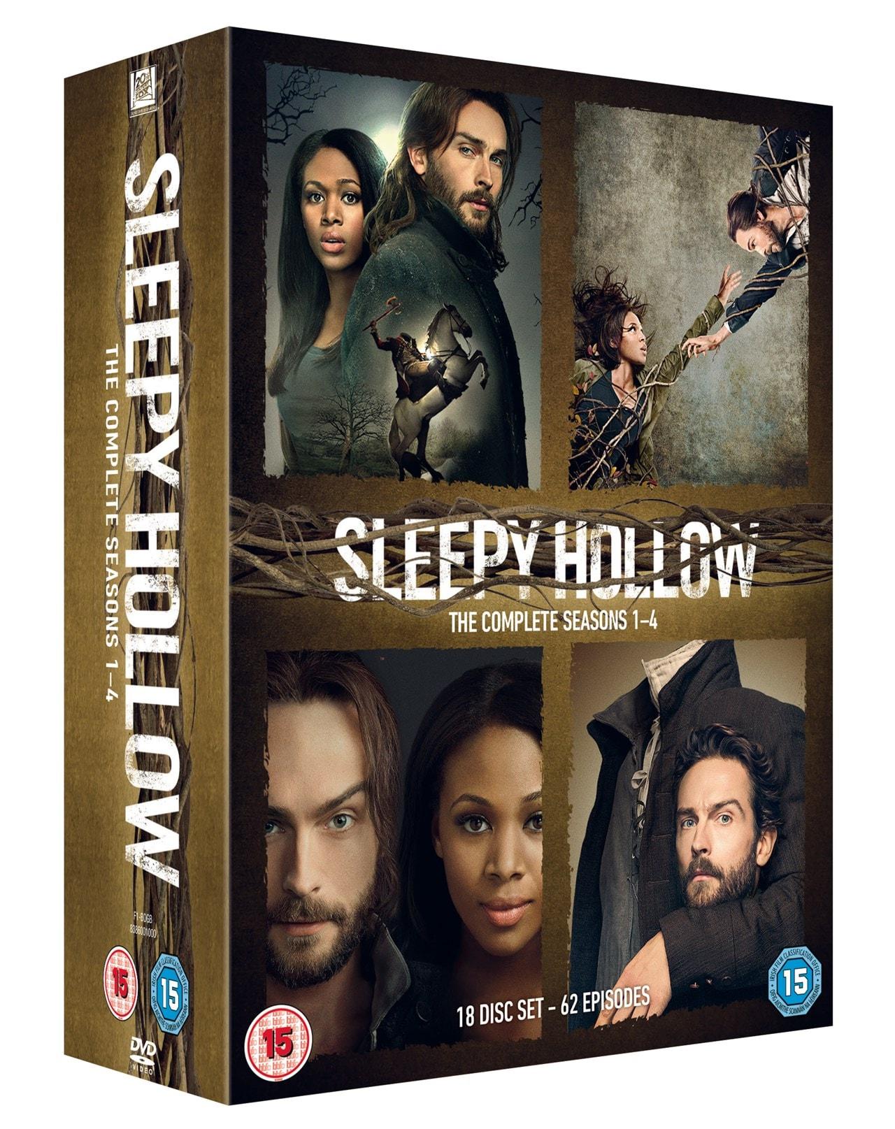 Sleepy Hollow: The Complete Seasons 1-4 - 2