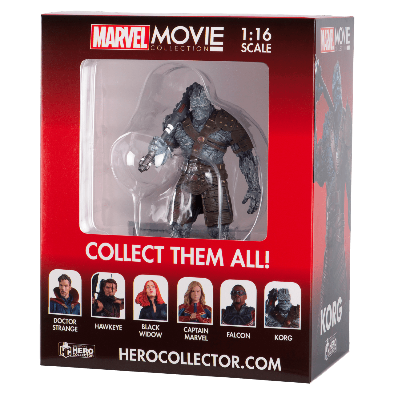Korg (Special): Marvel Figurine: Hero Collector - 5