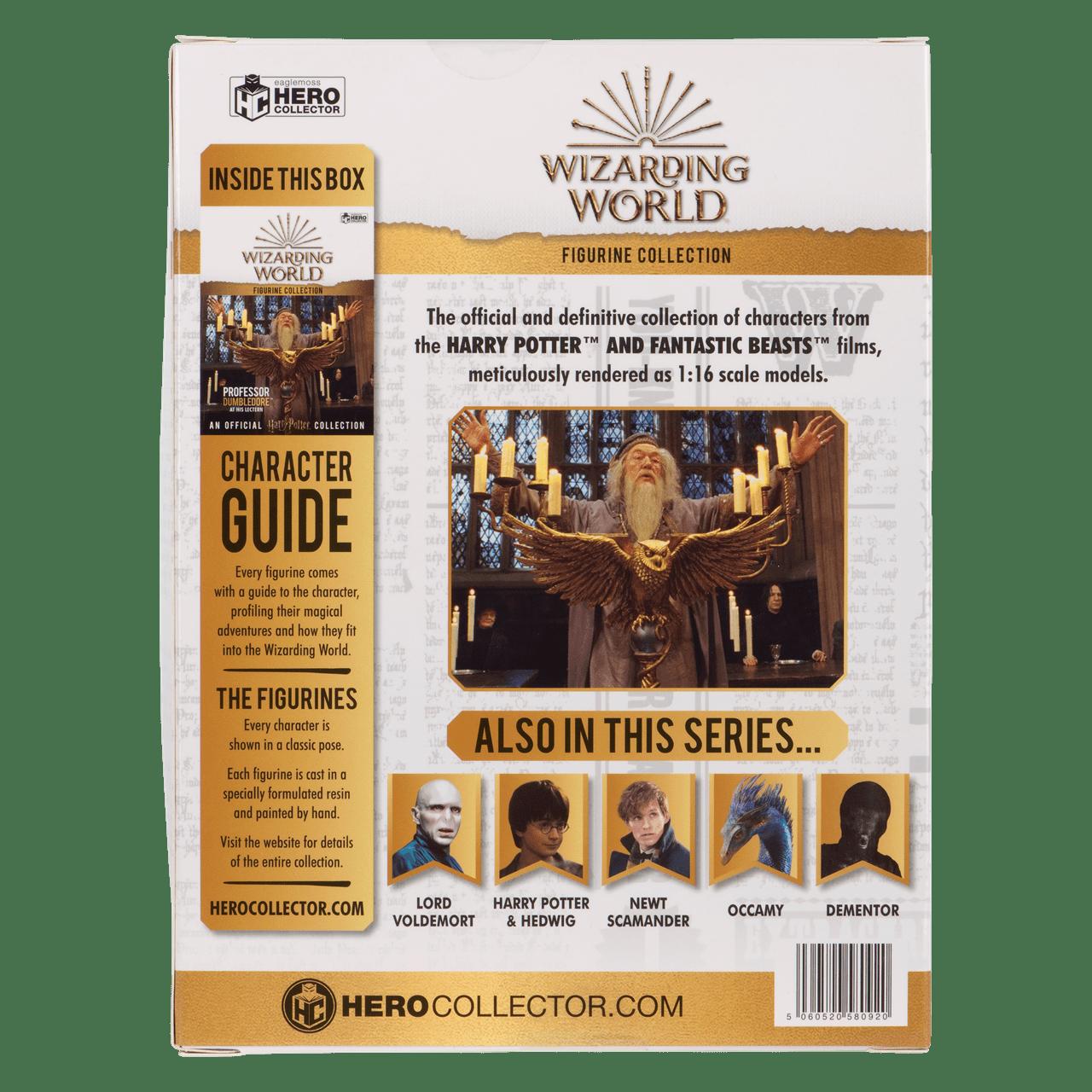 Albus Dumbledore: Michael Gambon: Harry Potter Figurine: Hero Collector - 4