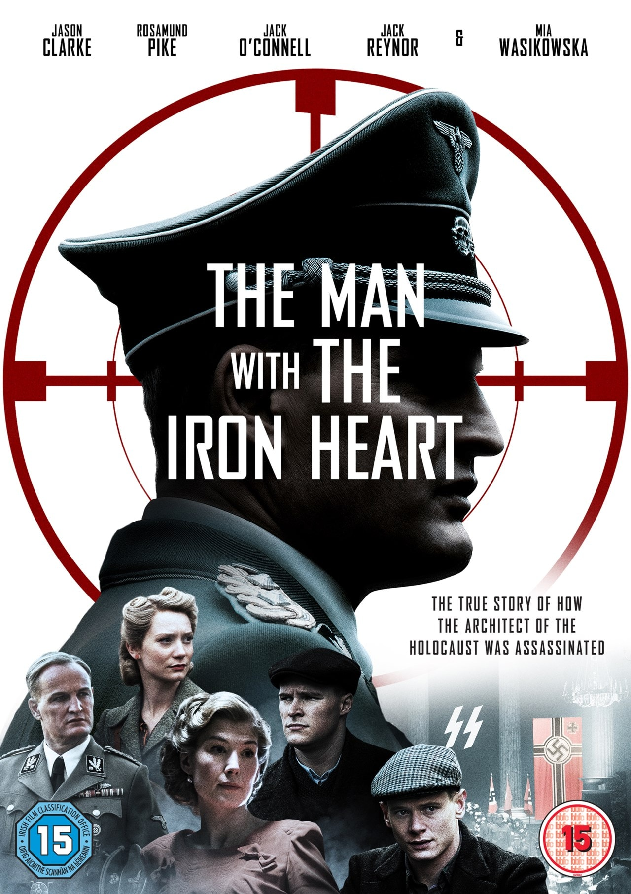 The Man With the Iron Heart - 1