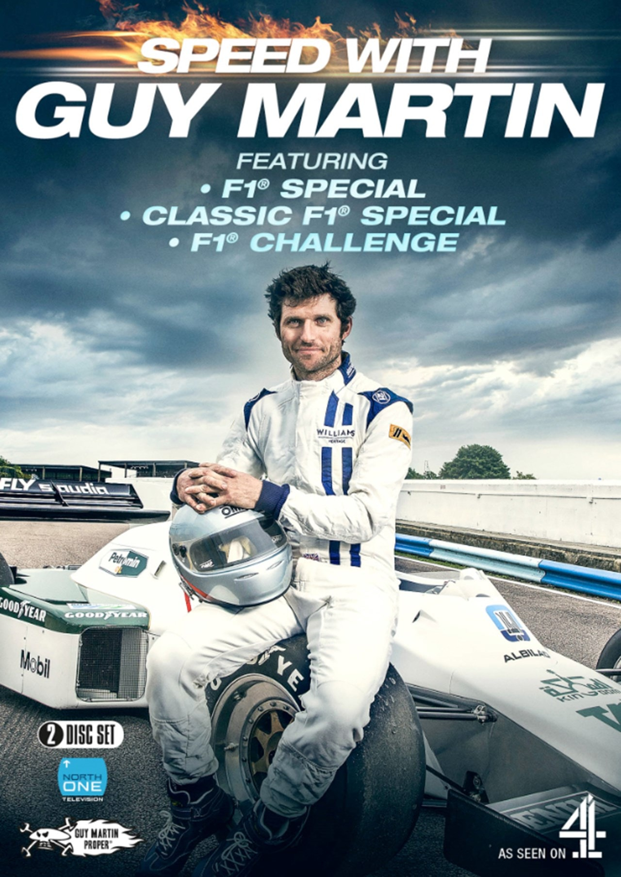 Speed With Guy Martin - 1