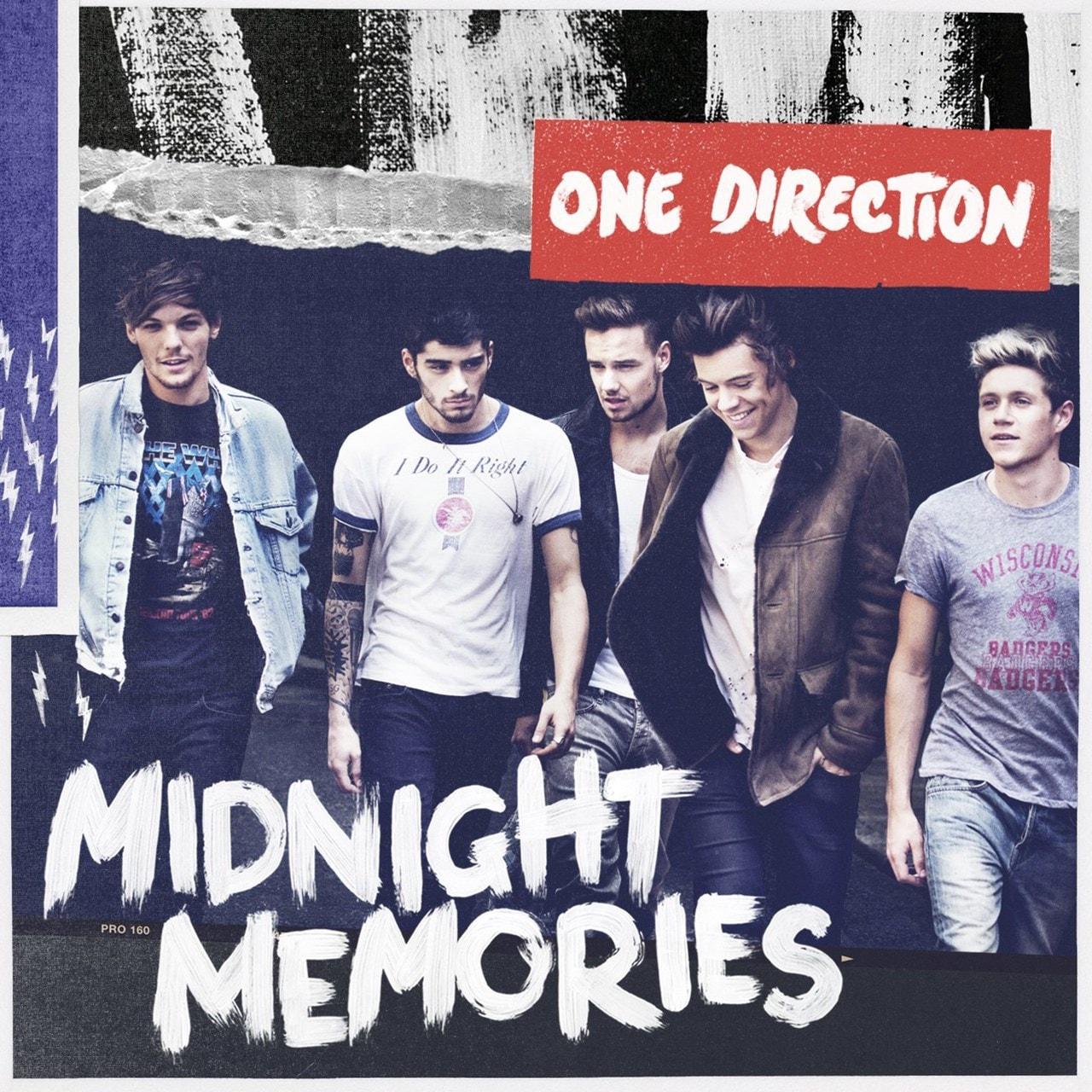 Midnight Memories - 1