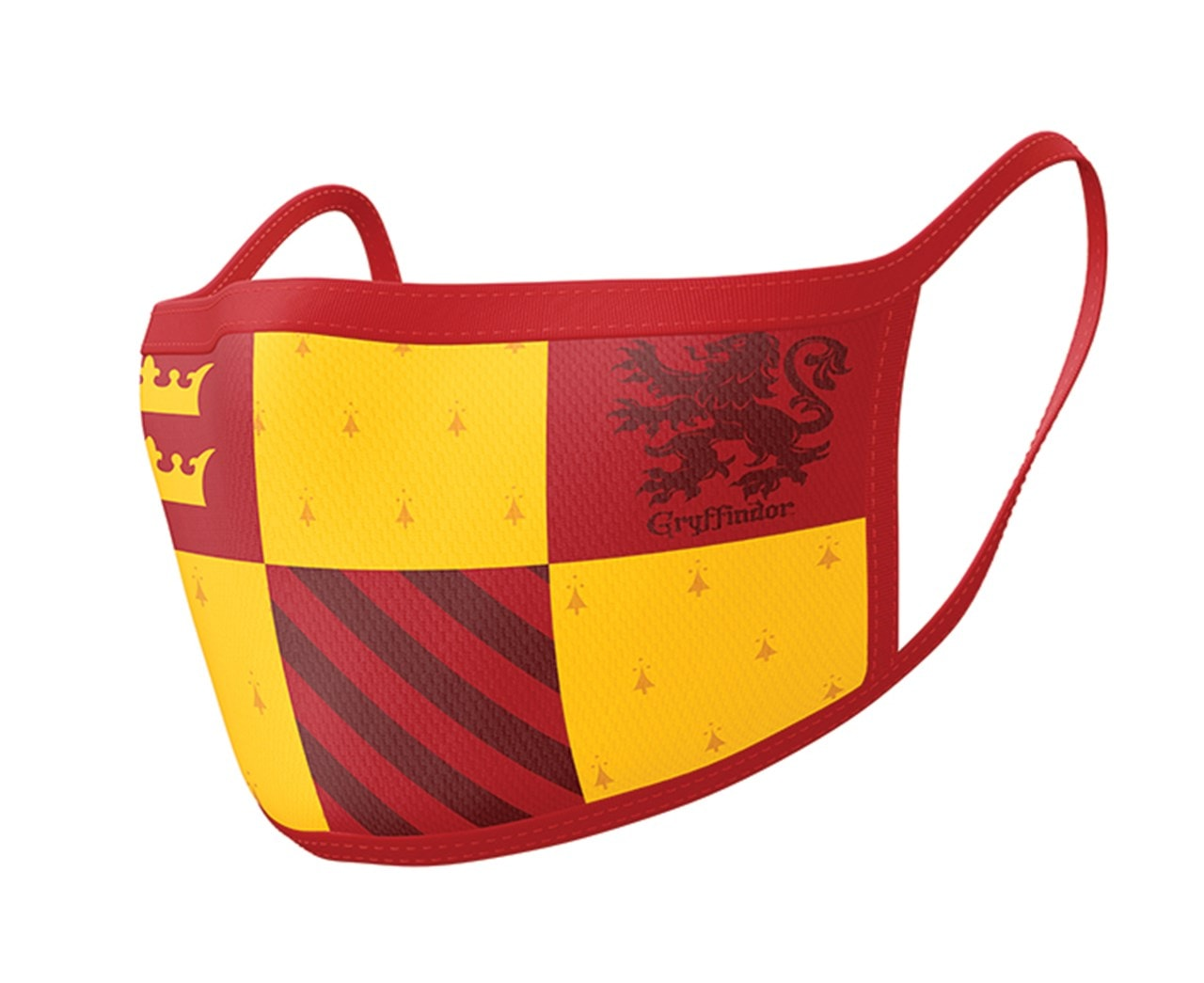 Harry Potter: Gryffindor Face Covering (2 pack) - 1