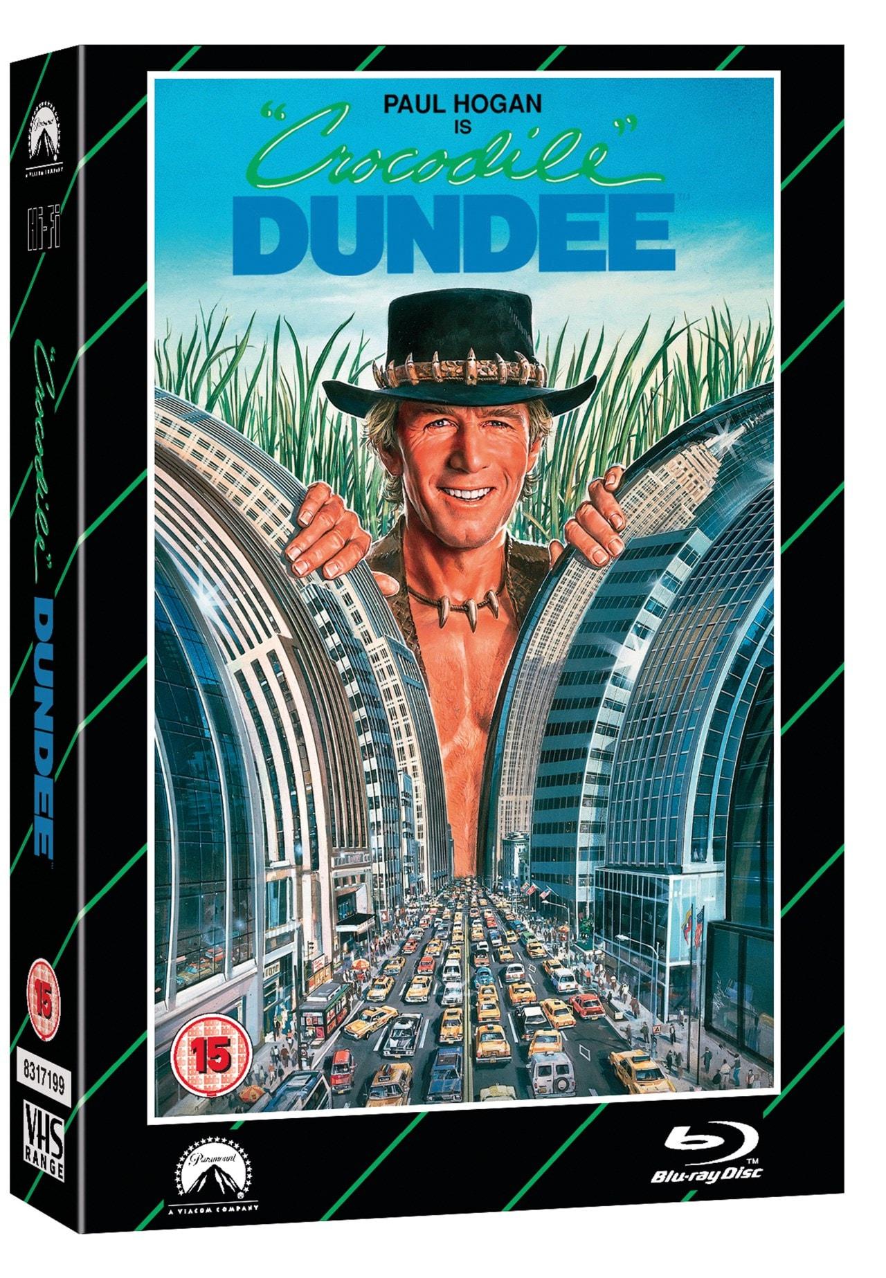 Crocodile Dundee - VHS Range (hmv Exclusive) - 4