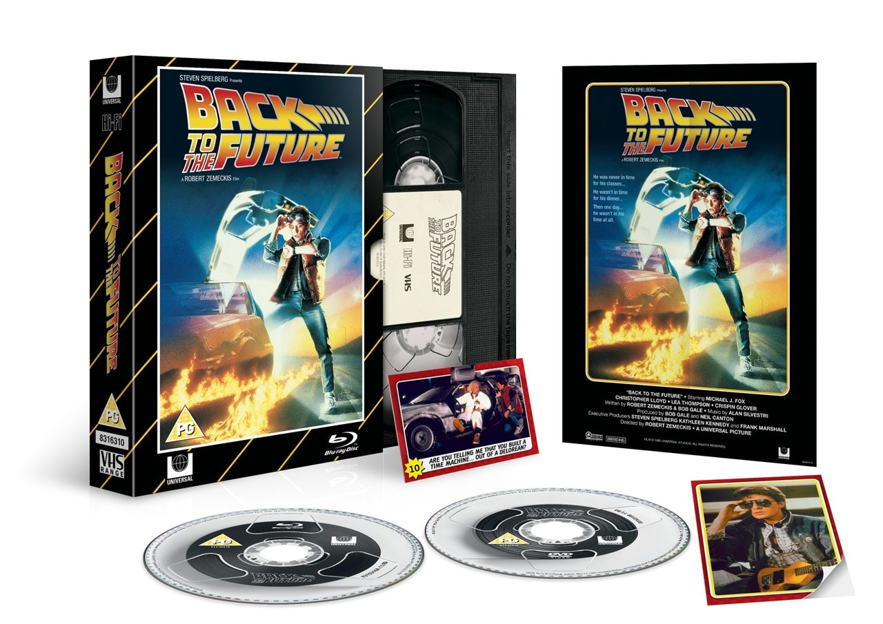Back to the Future - VHS Range - 3