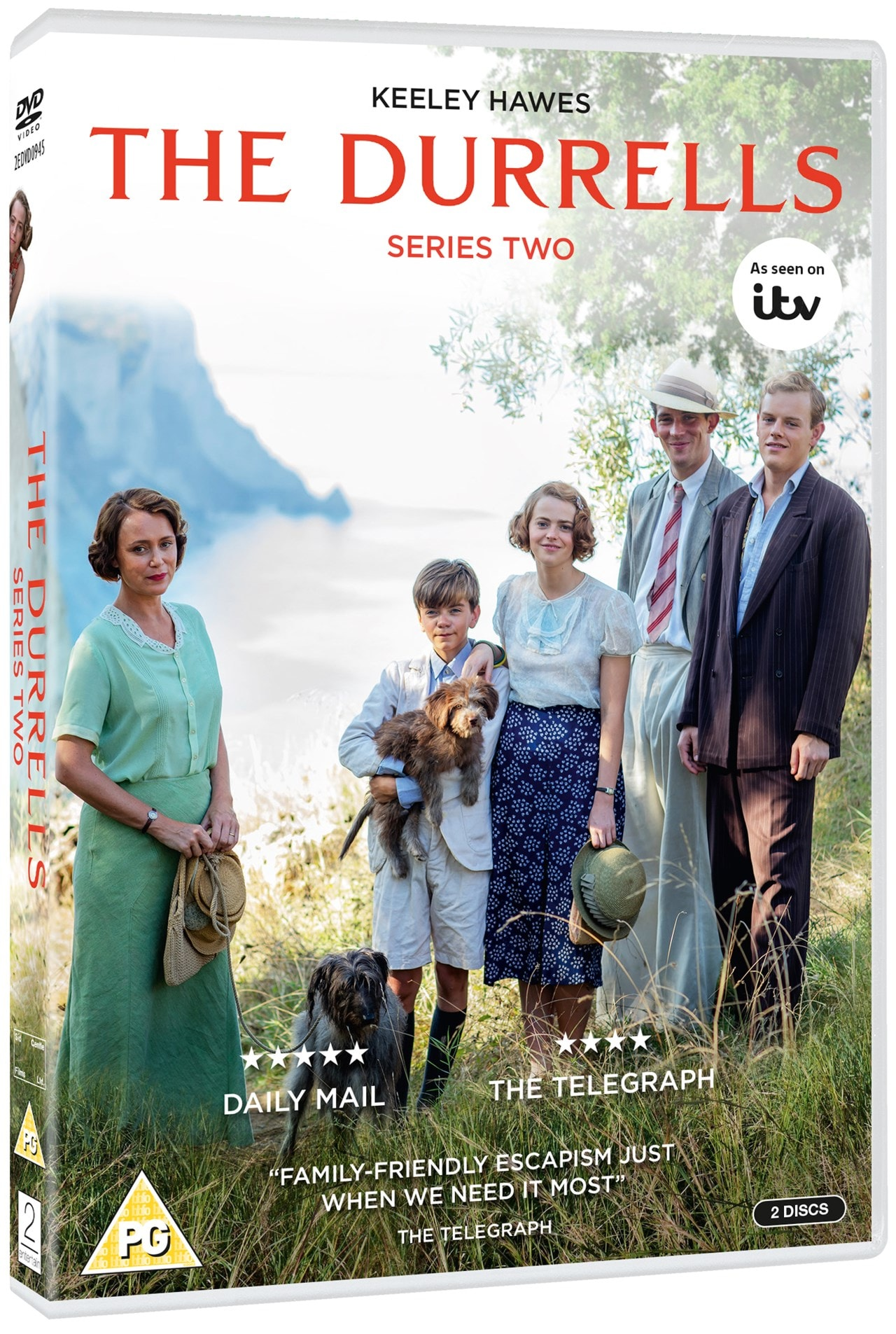 The Durrells: Series Two - 2