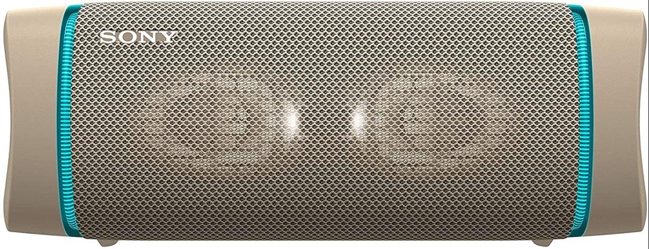 Sony SRSXB33 Cream Bluetooth Speaker - 1