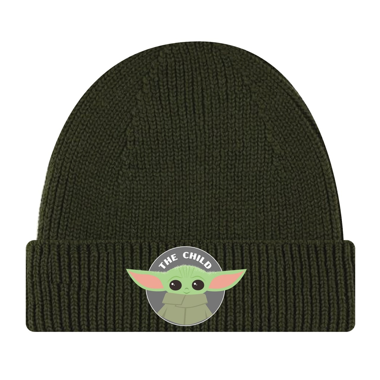 The Mandalorian: Child Badge Beanie - 1