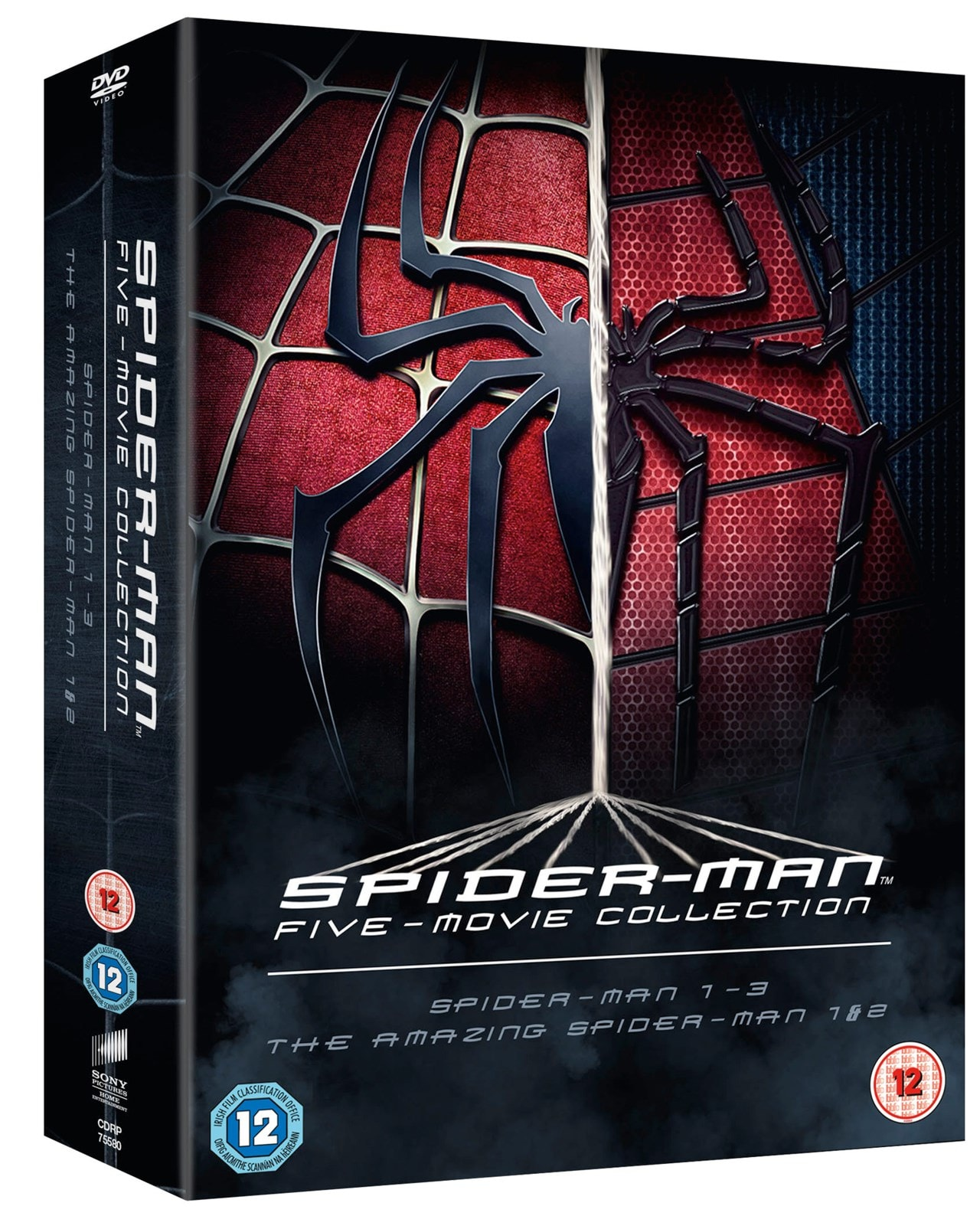 The Spider-Man Complete Five Film Collection - 2