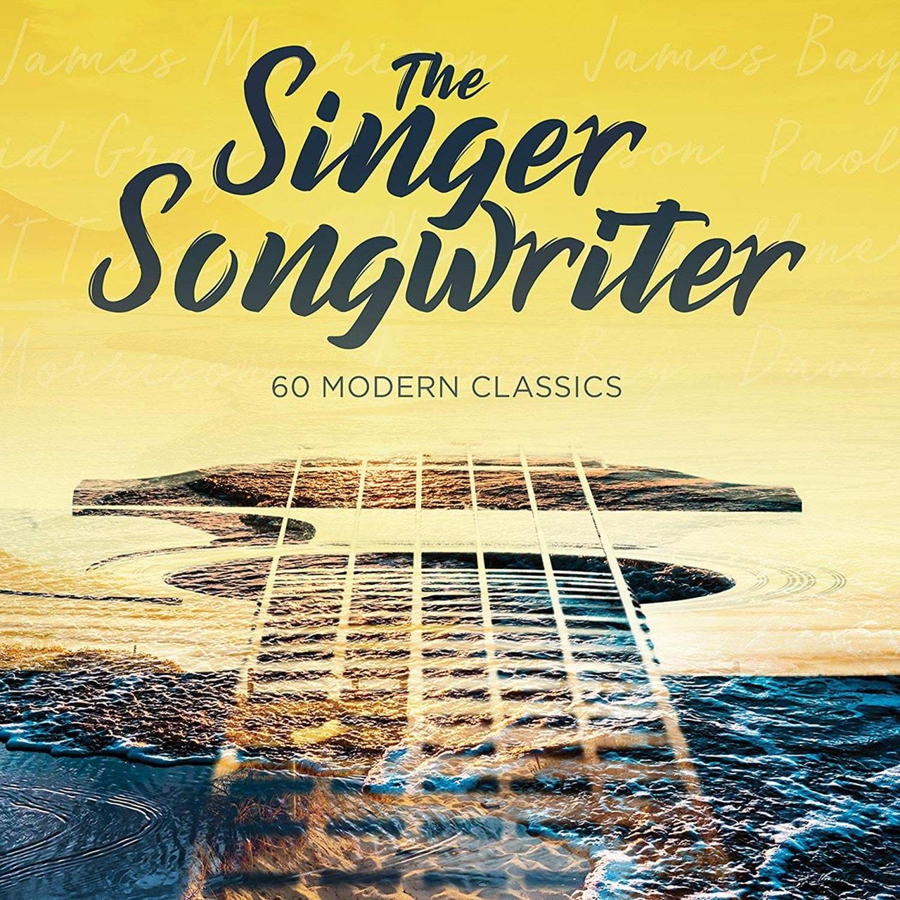 The Singer Songwriter - 1