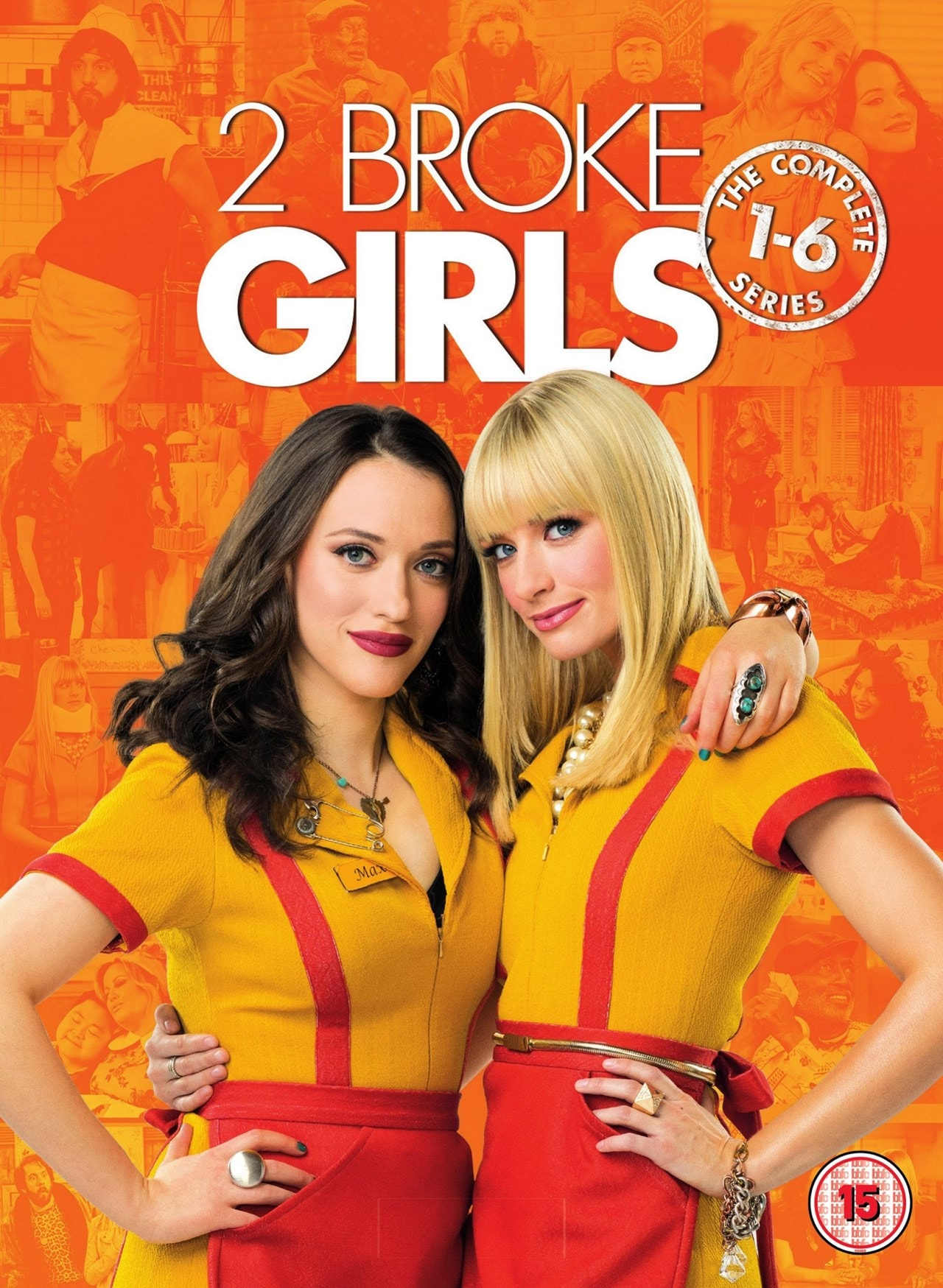 2 Broke Girls: The Complete Series 1-6 - 1