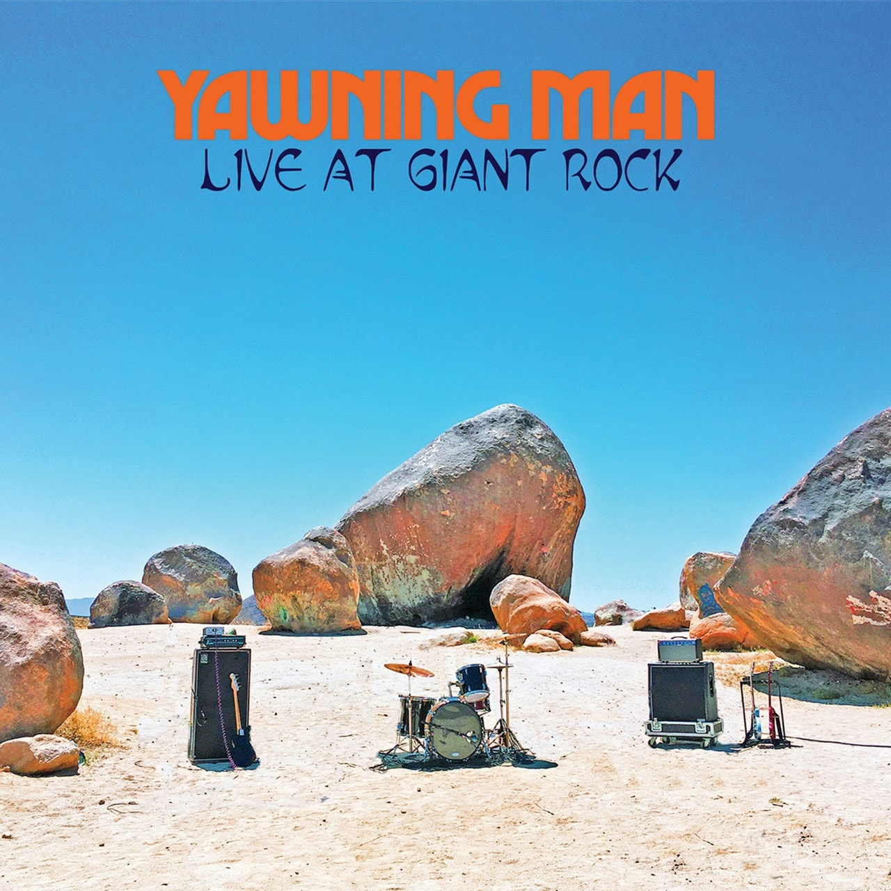 Live at the Giant Rock - 1
