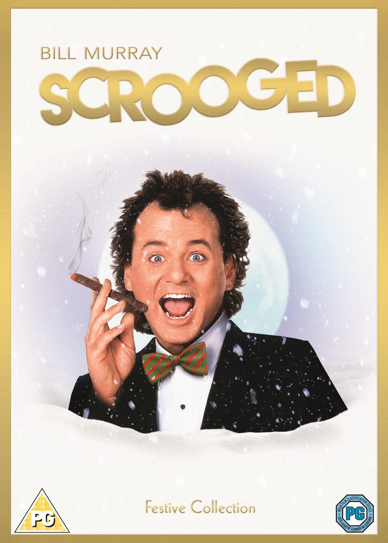 Scrooged (hmv Christmas Classics) - 1