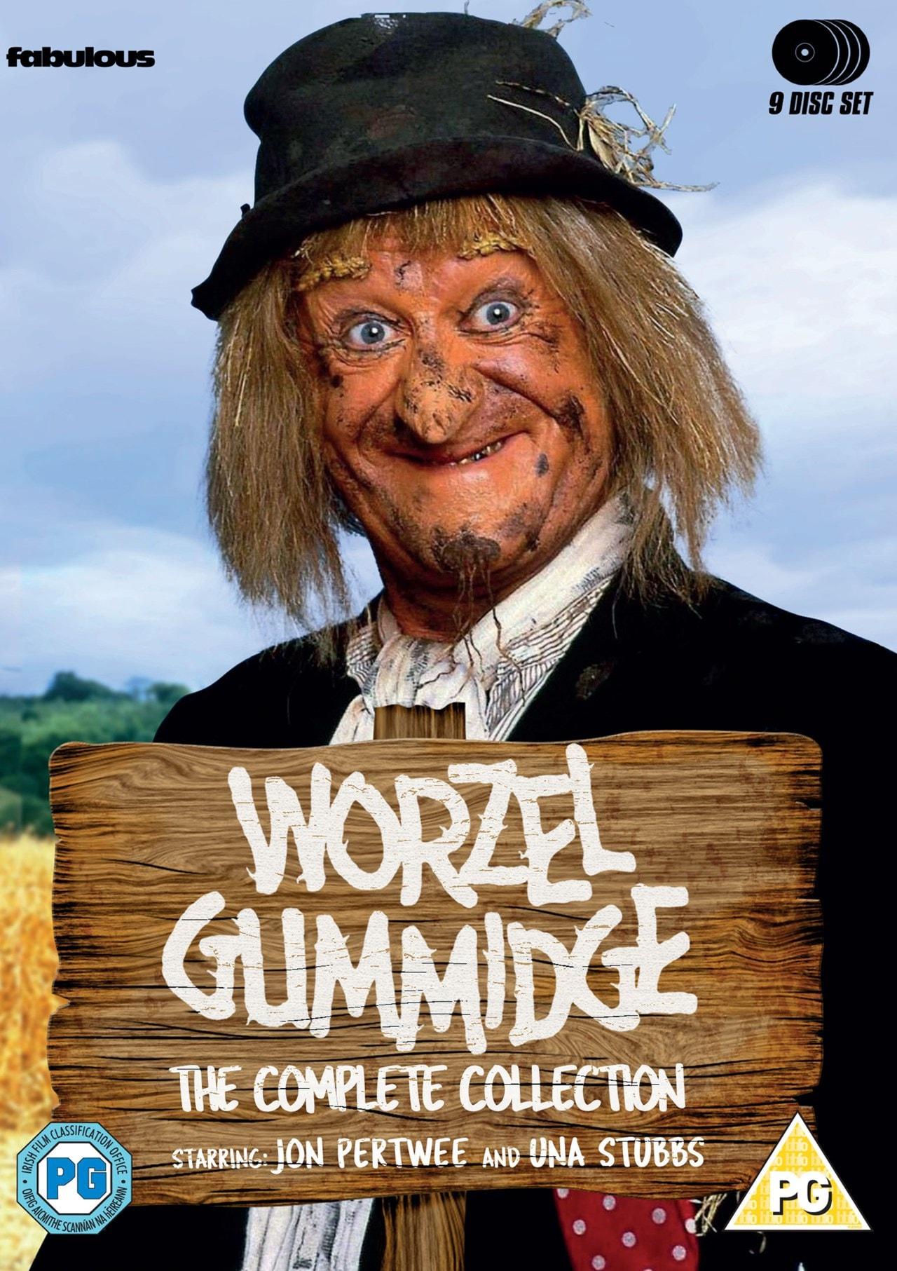 Worzel Gummidge: The Complete Collection - 1