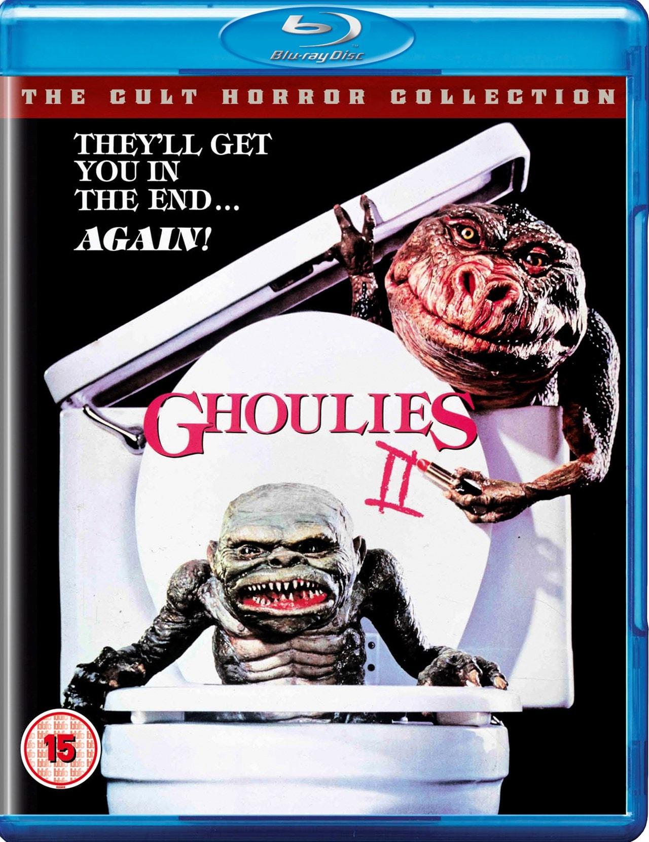 Ghoulies 2 - 1