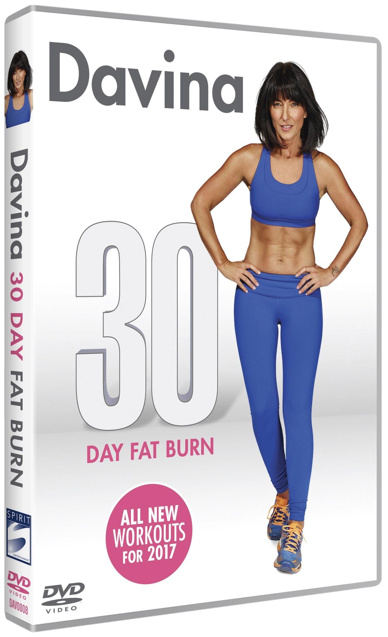 Davina: 30 Day Fat Burn - 2