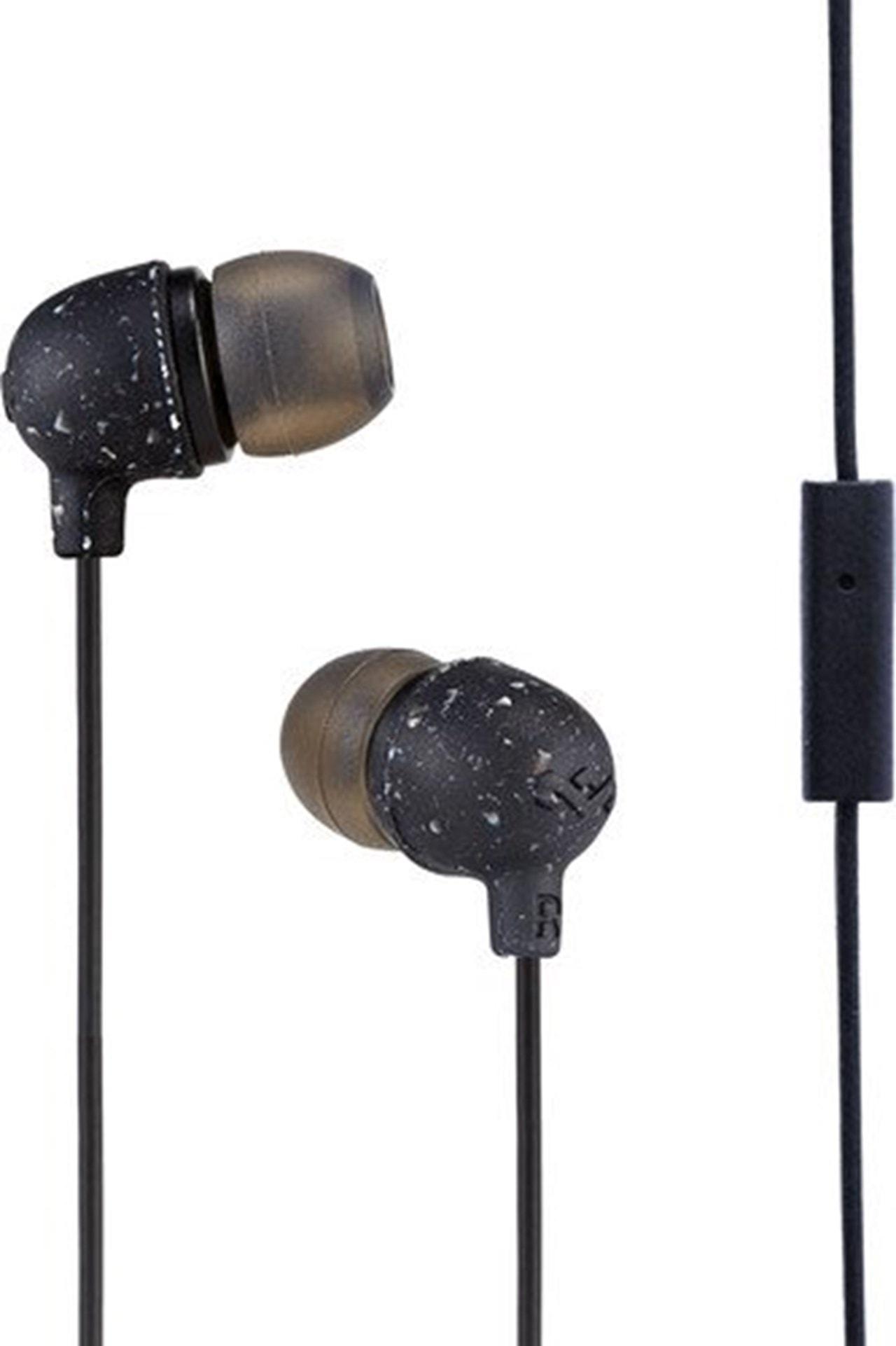 House Of Marley Little Bird Black Earphones W/Mic - 1