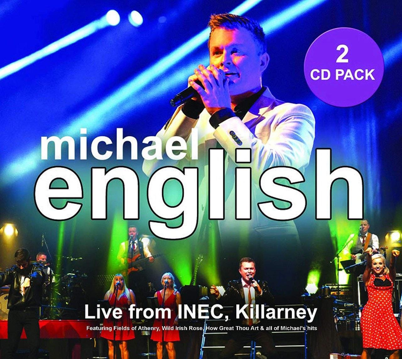 Live from INEC, Killarney - 1