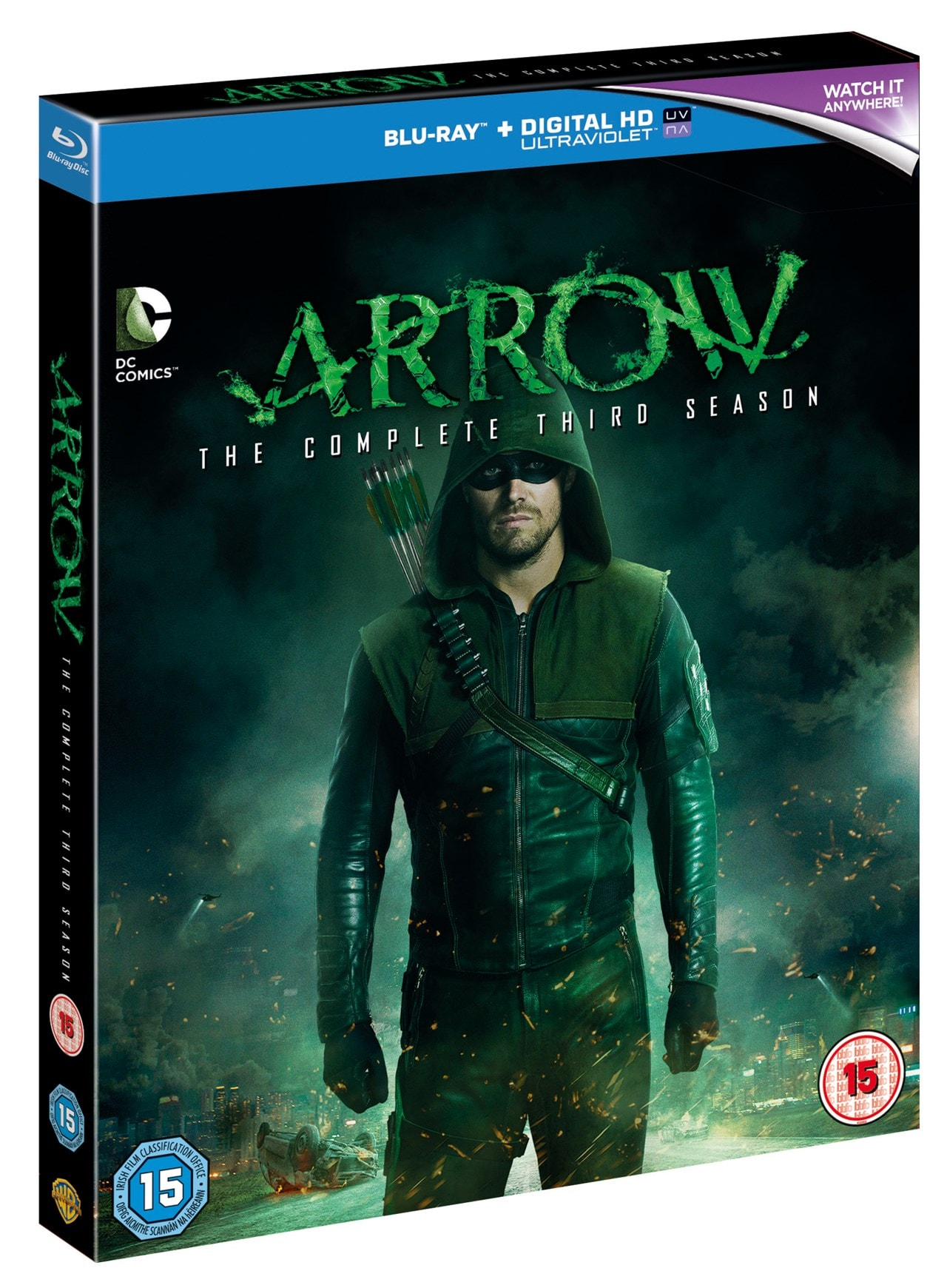 Arrow: The Complete Third Season - 2