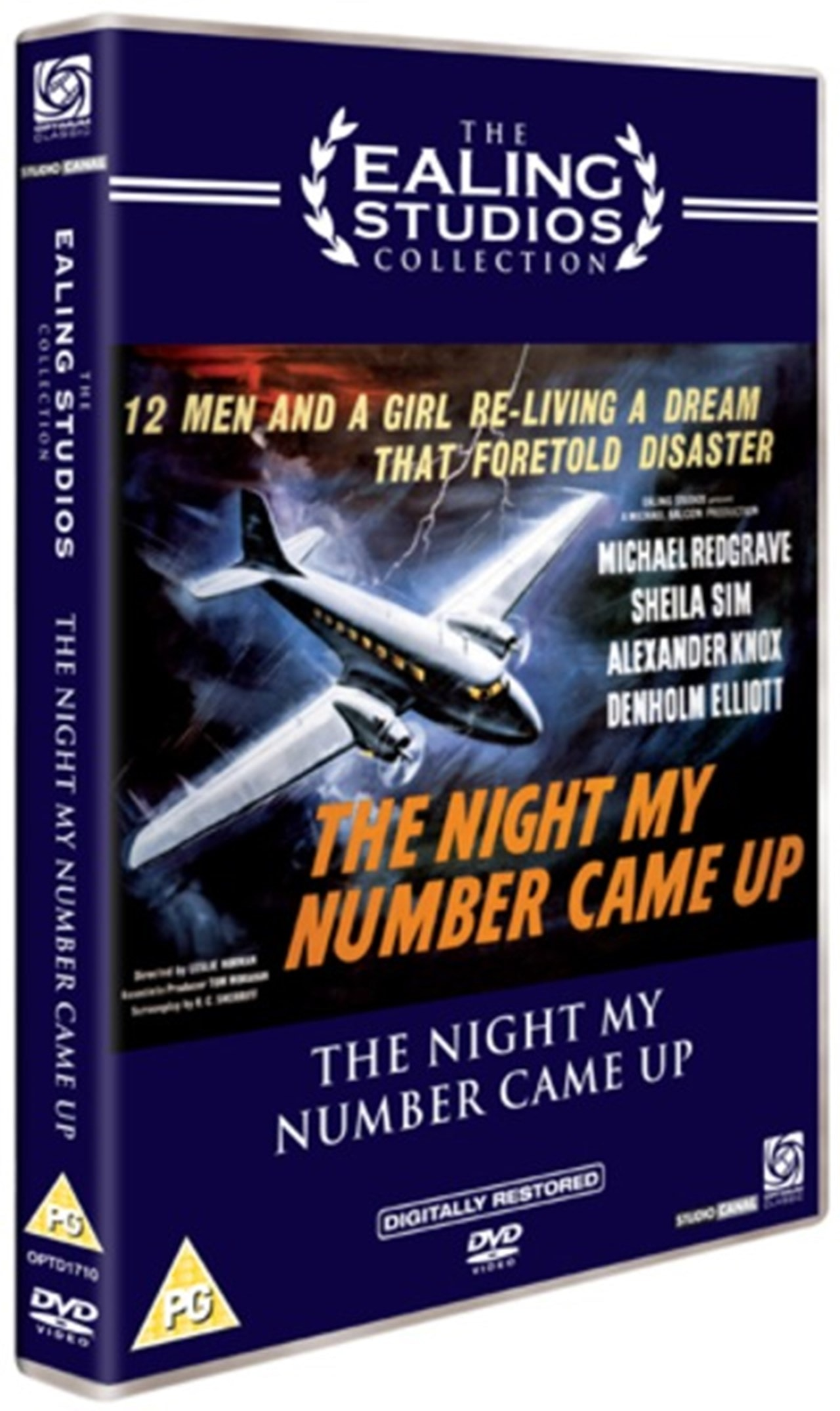 The Night My Number Came Up - 1