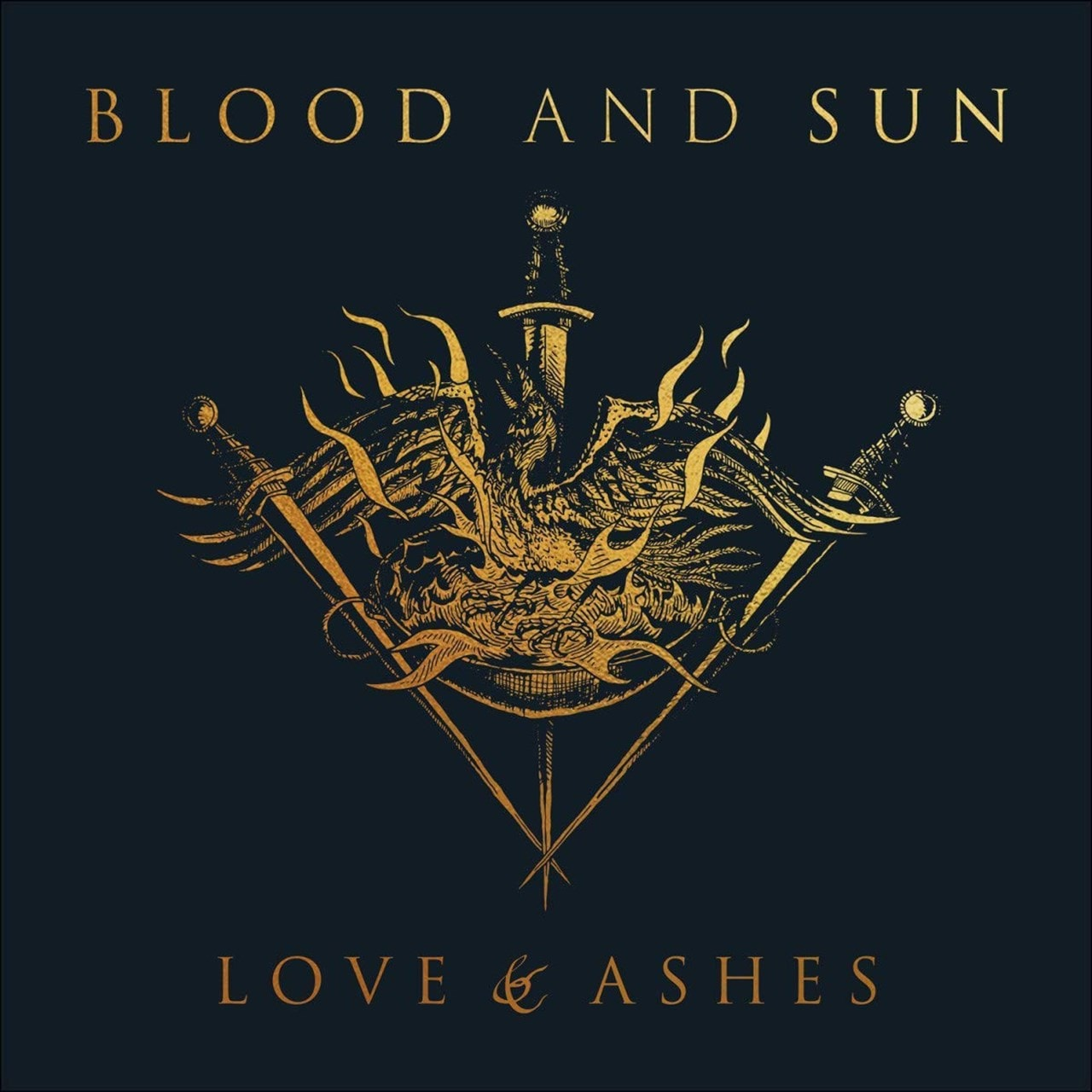 Love & Ashes - 1