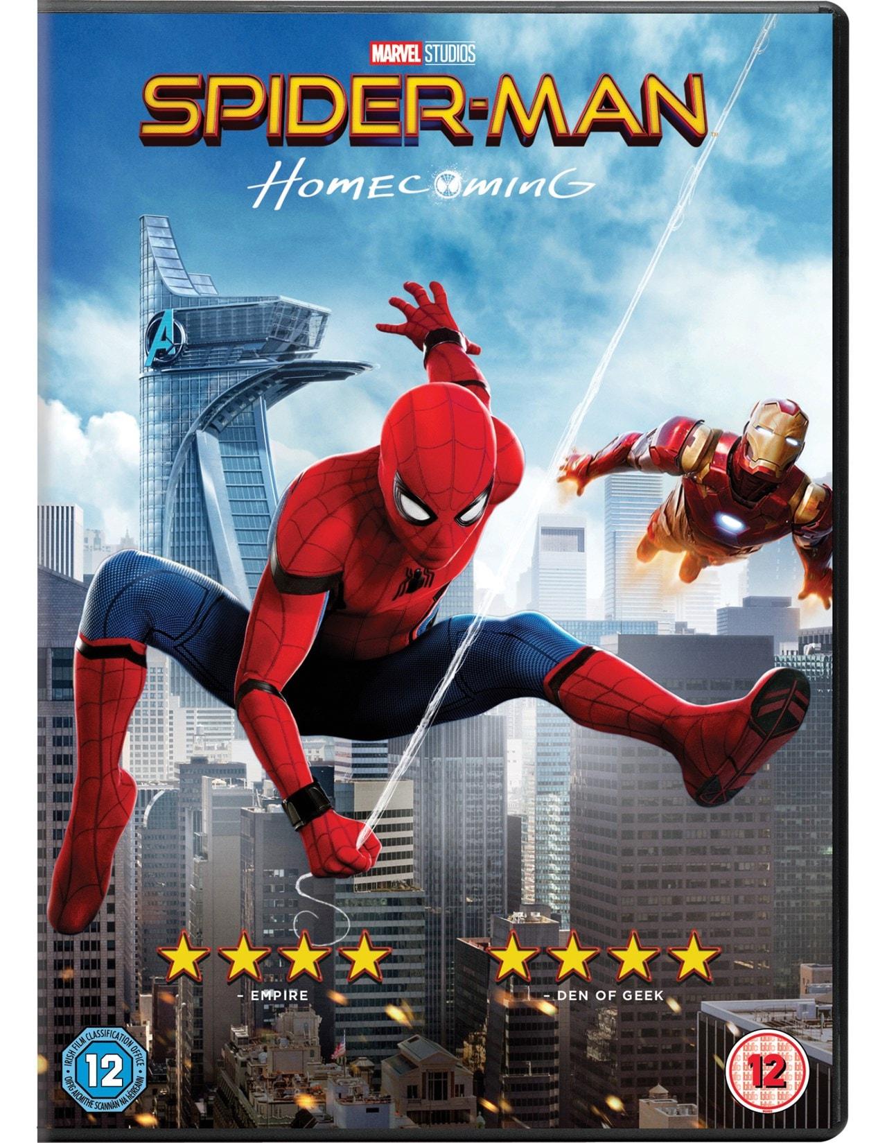 Spider-Man - Homecoming - 1