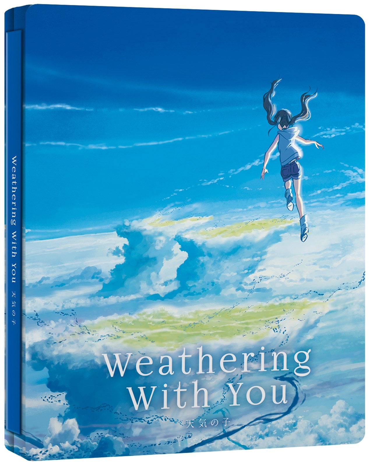 Weathering With You Limited Edition Steelbook Collector's Edition - 1