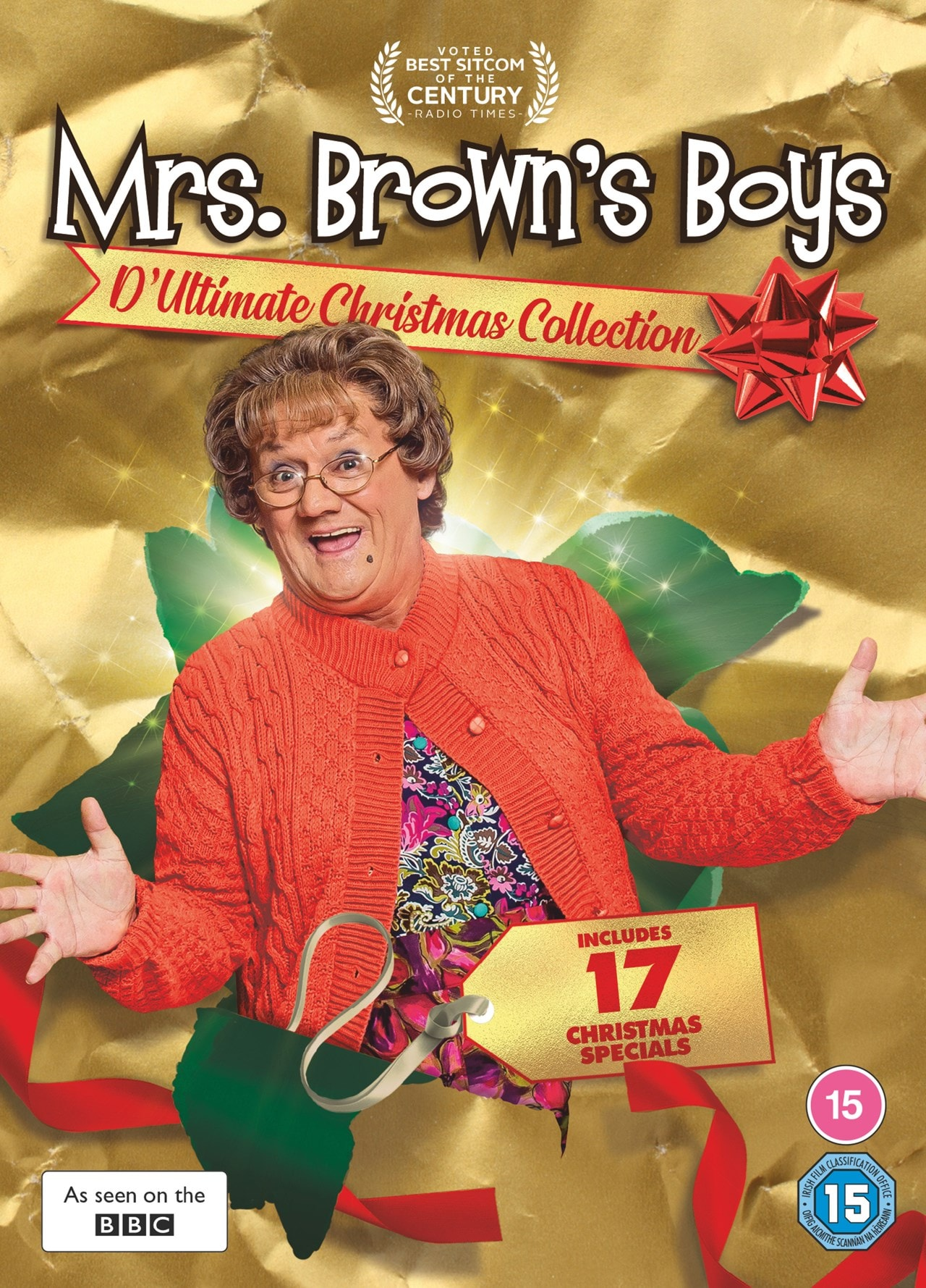 Mrs Browns Boys 2020 Christmas Special Mrs Brown's Boys: D'ultimate Christmas Collection | DVD Box Set