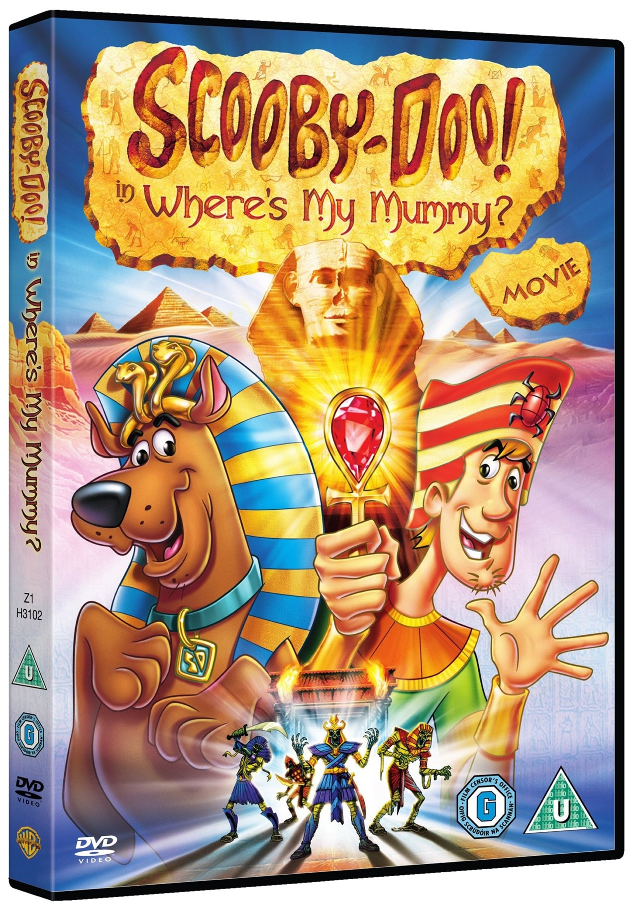 Scooby-Doo: Where's My Mummy? - 2
