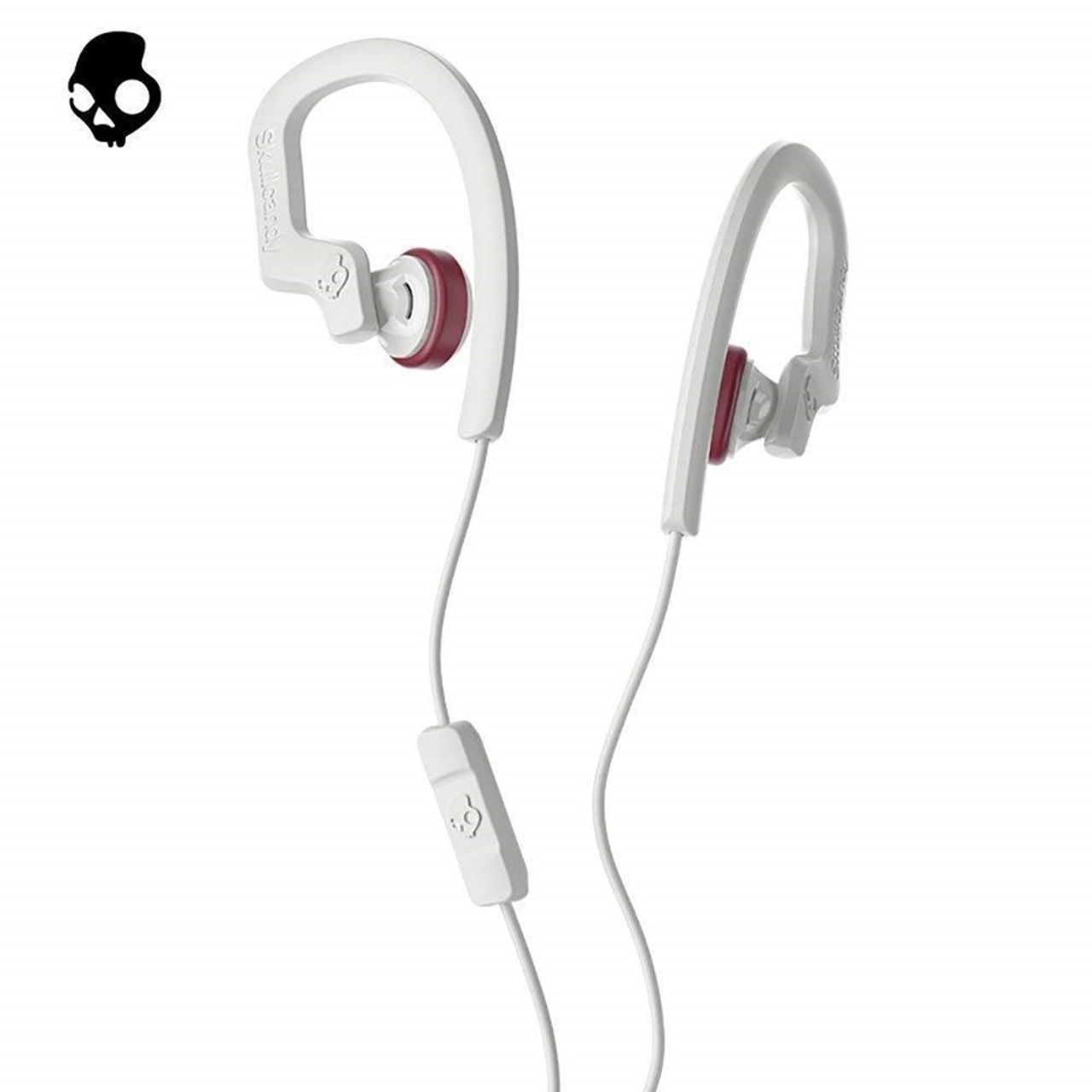 Skullcandy Chops Vice/Grey/Crimson Sports Earphones - 1
