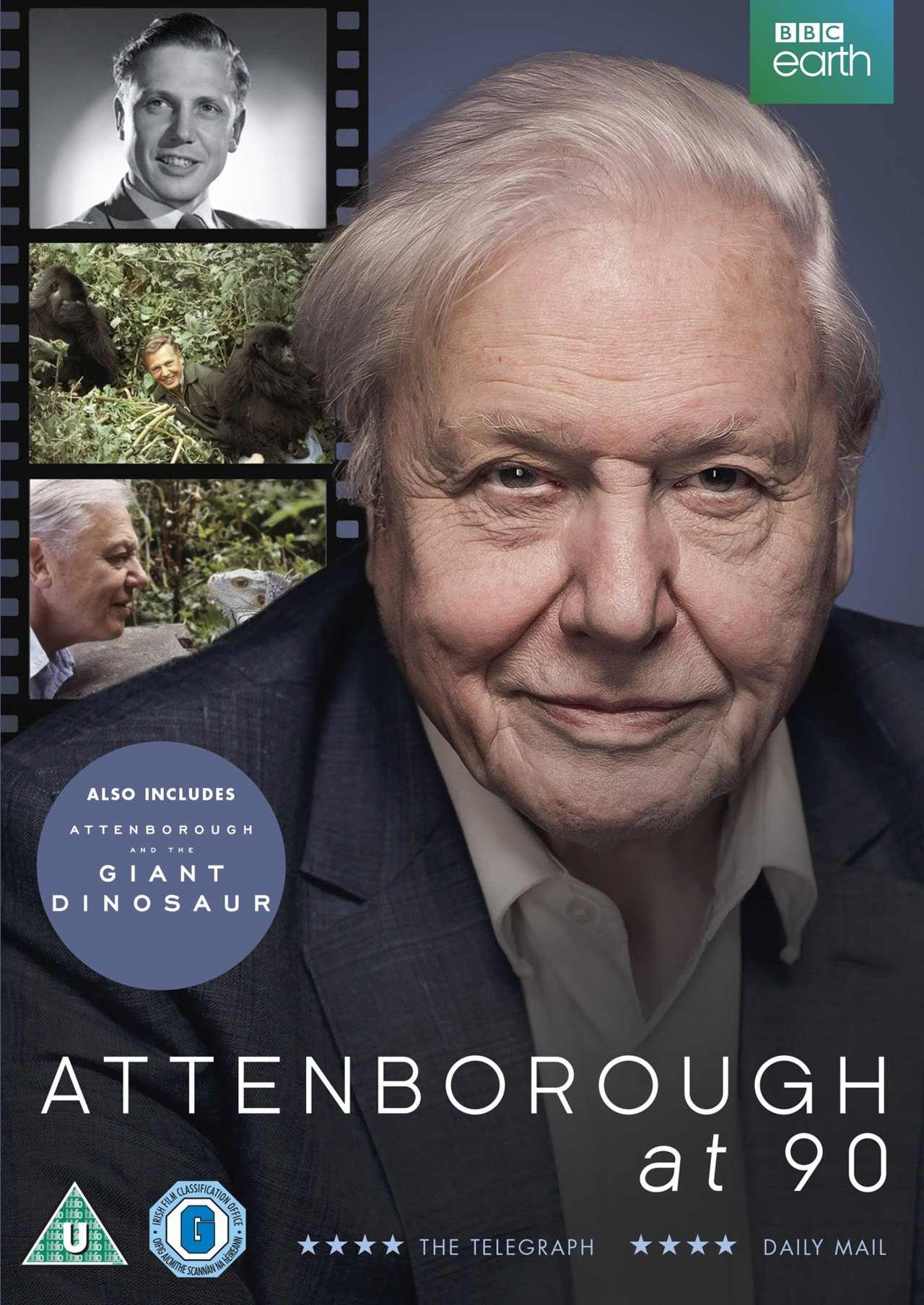 Attenborough at 90 - 1