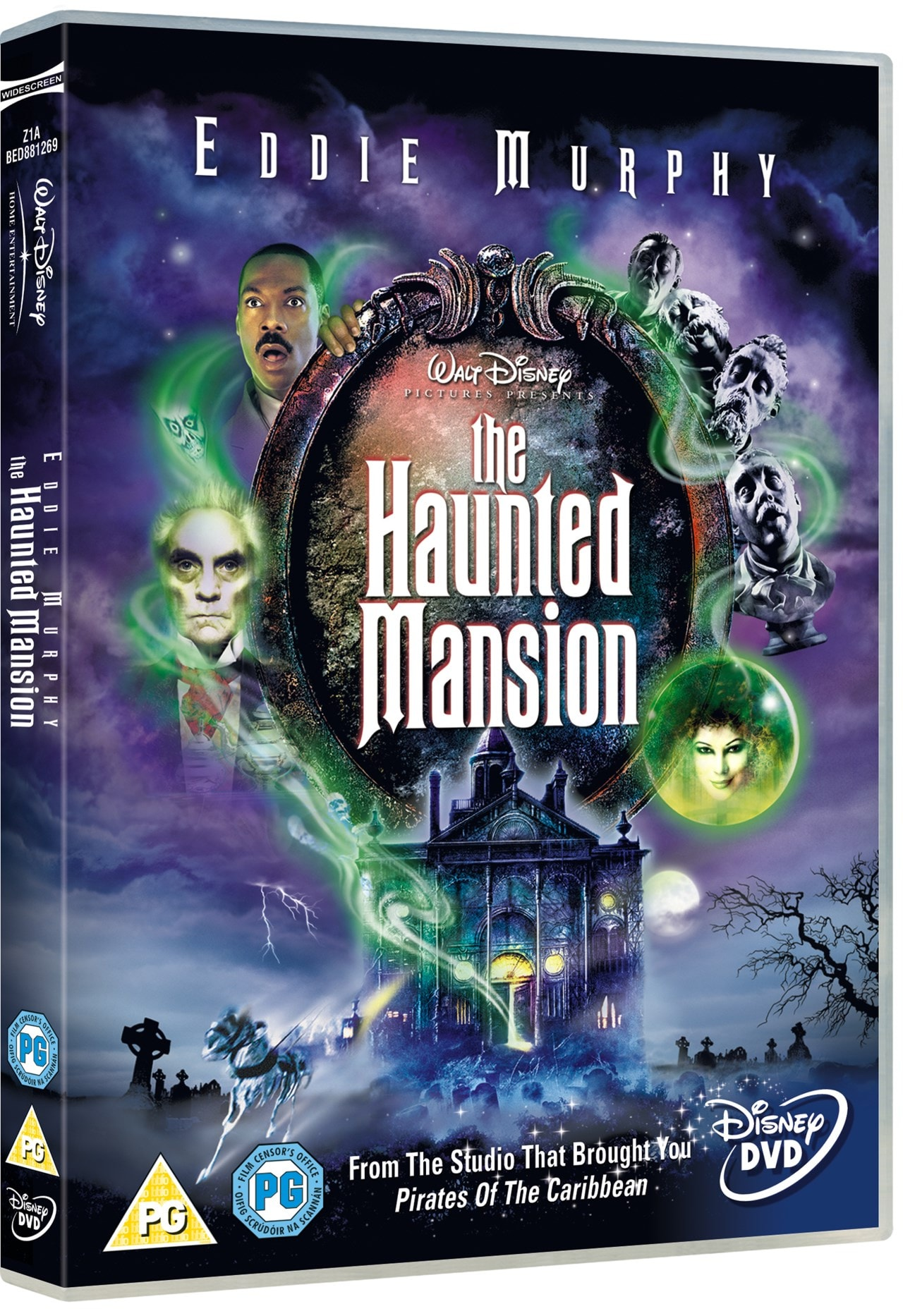 The Haunted Mansion - 2