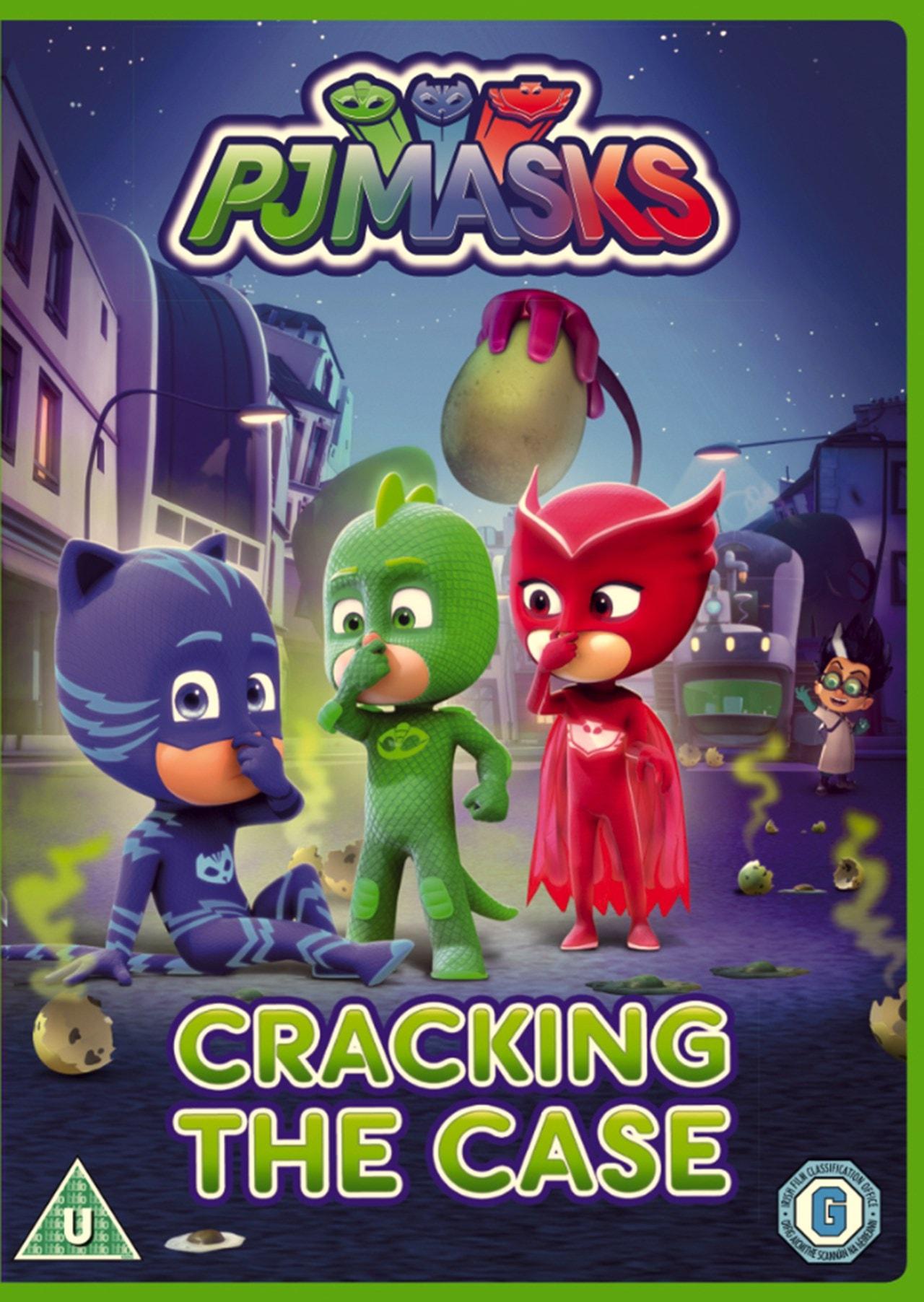 PJ Masks - Cracking the Case - 1