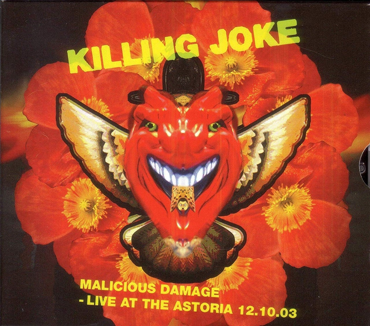 Malicious Damage: Live at the Astoria 12.10.03 - 1
