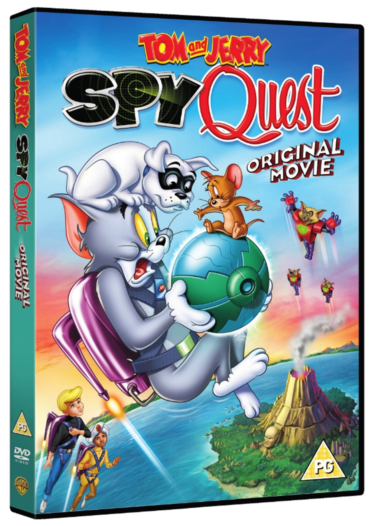 Tom and Jerry: Spy Quest - 2